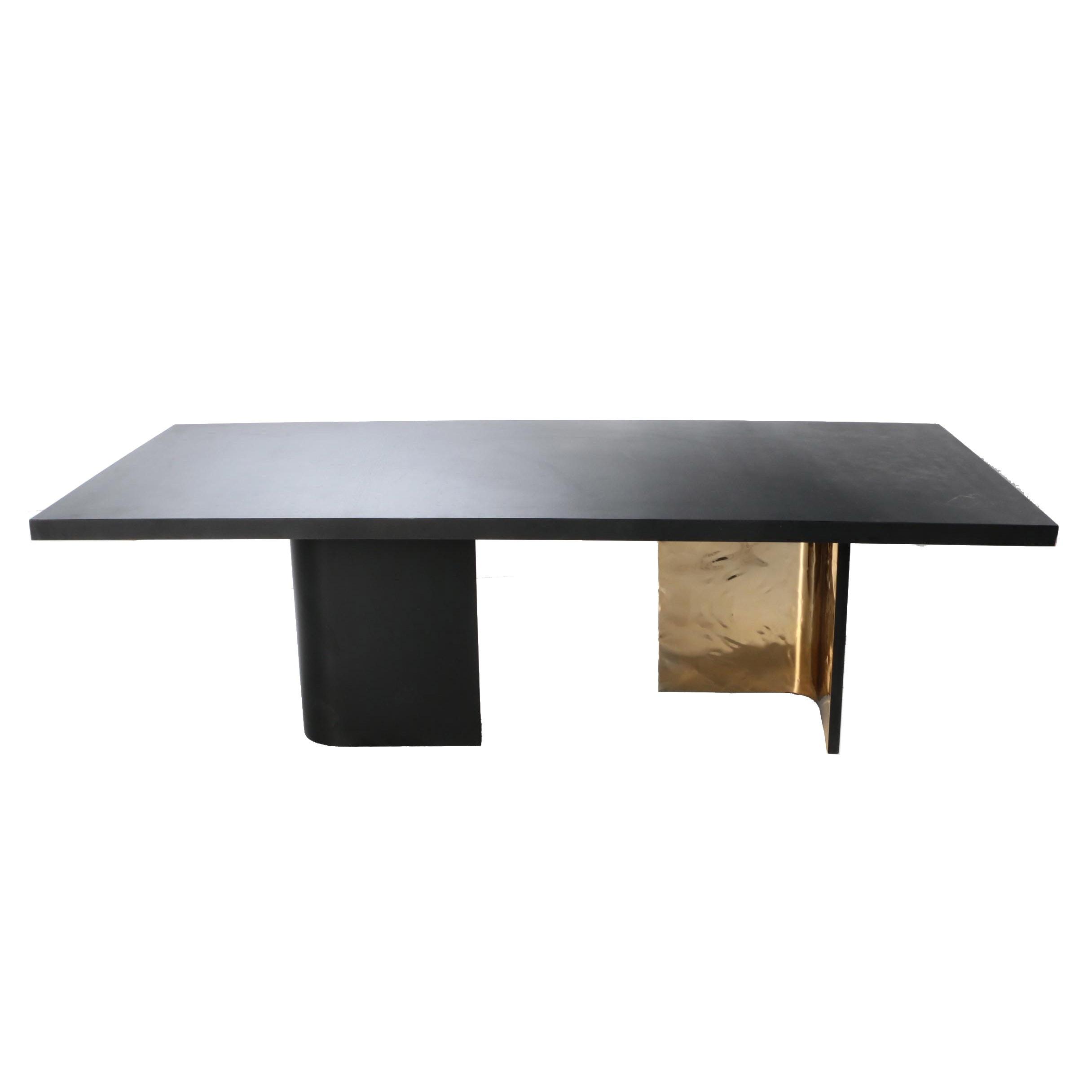 "Baker Furniture ""Liquid"" Dining Table by Kara Mann"