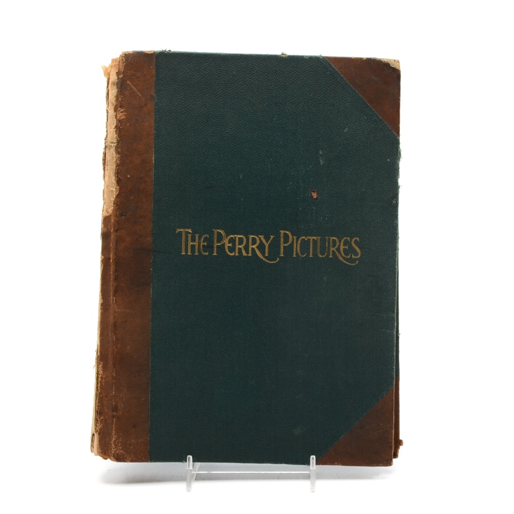The Perry Pictures Journal of Ancient Sculpture by Helen Marie Butterfield