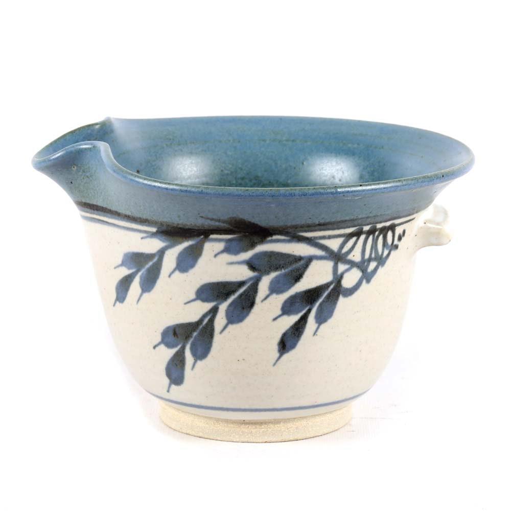 Emerson Creek Pottery Bowl with Spout