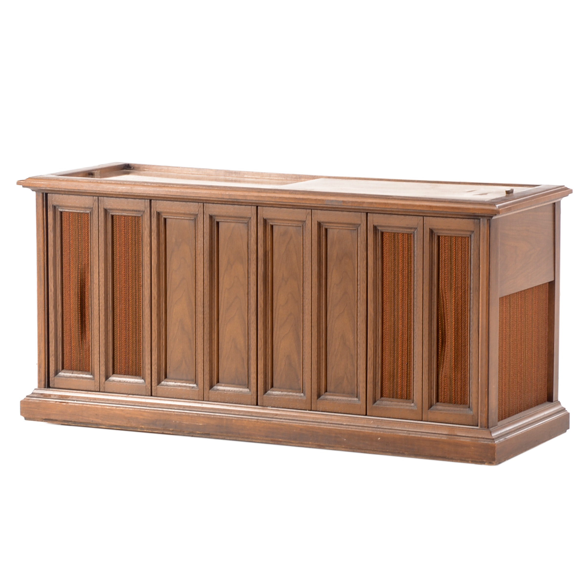 Mid-Century Magnavox Stereo Console