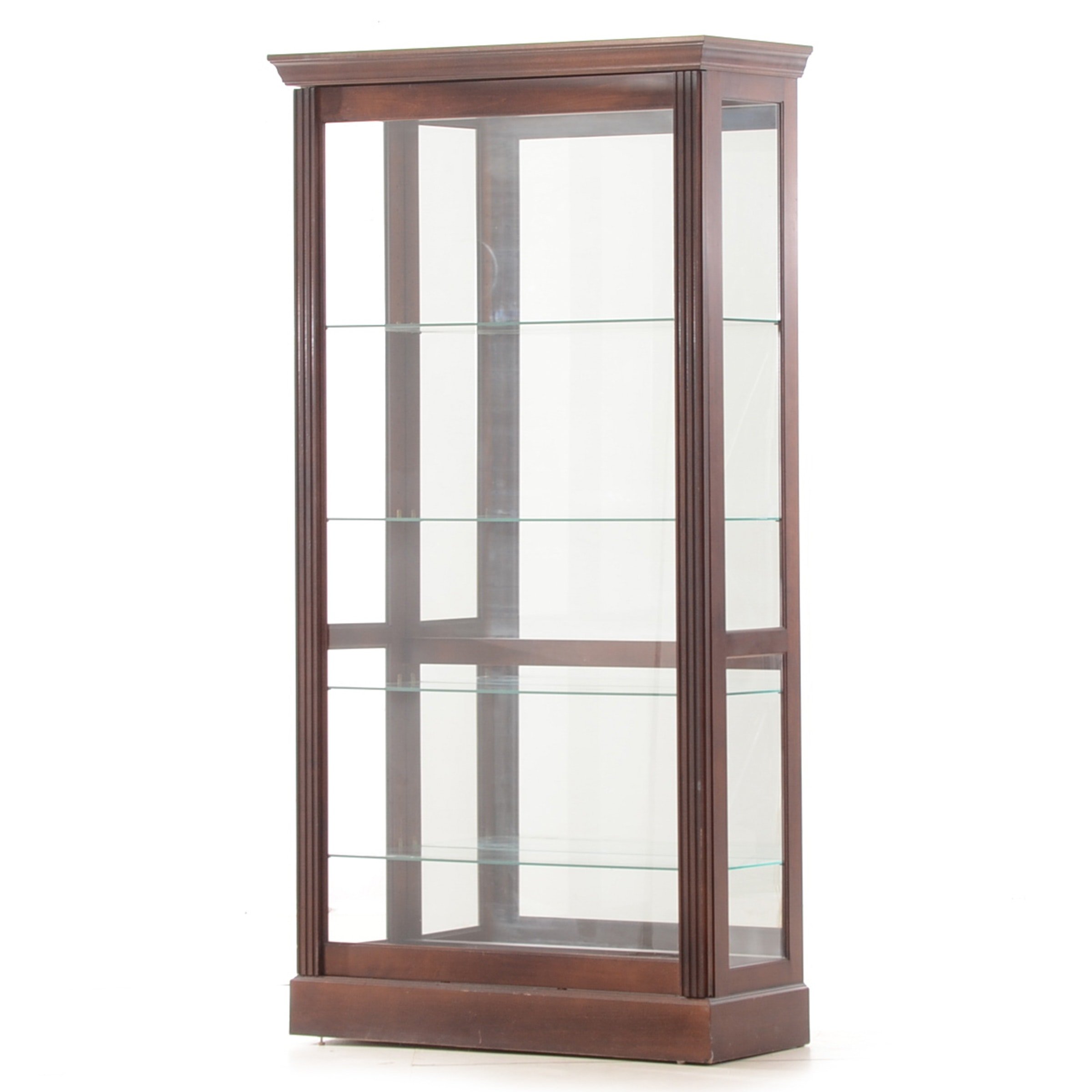 Pulaski Lighted Display Cabinet