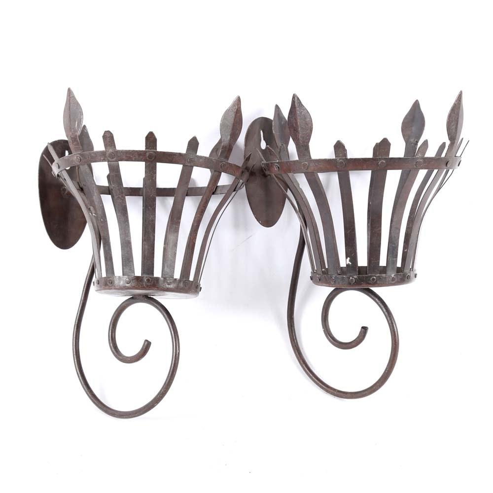 Gothic Wall Sconces