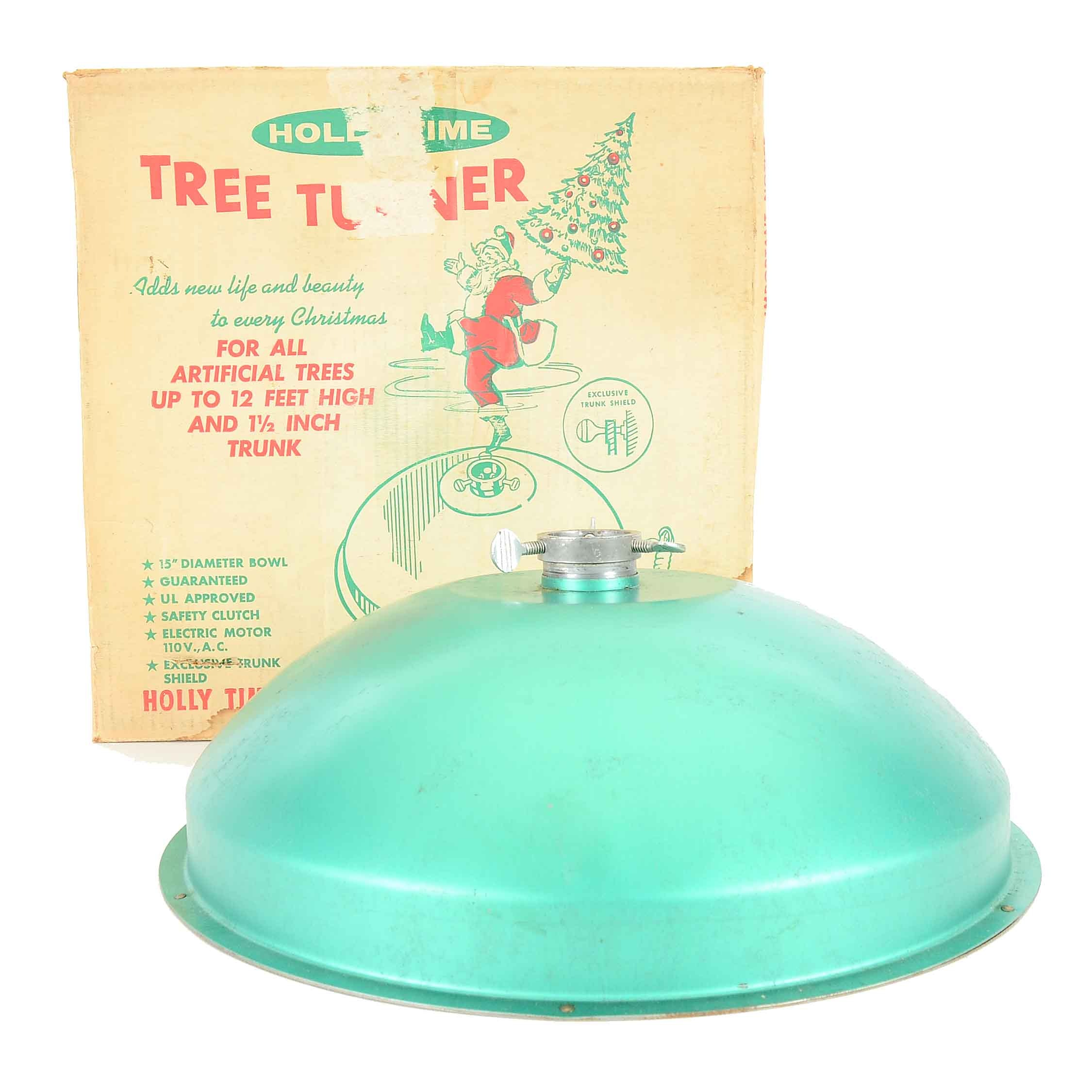 Electric Revolving Christmas Tree Stand