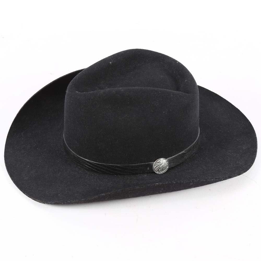 Dale Earnhardt Cowboy Hat By Stetson
