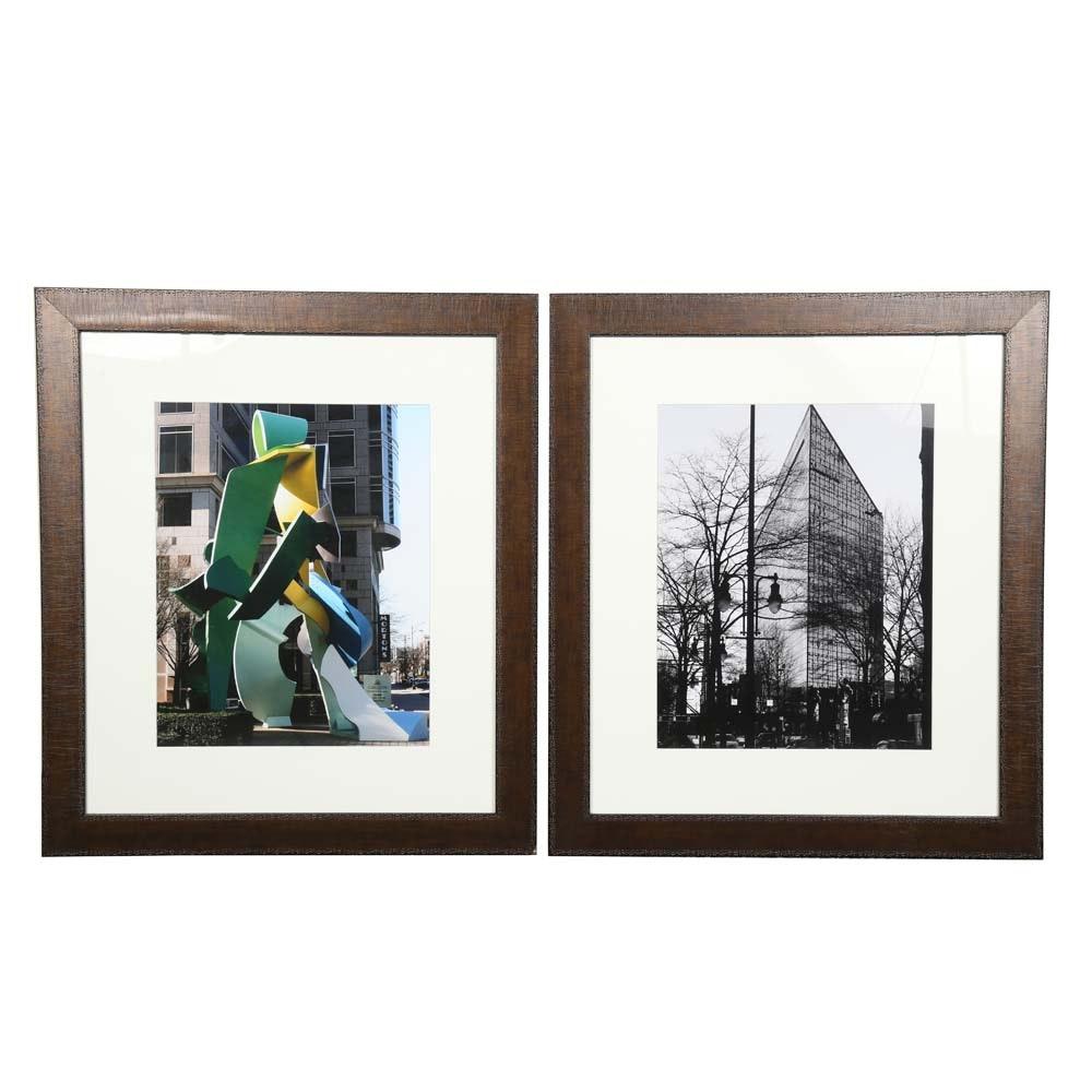 Charlotte Cityscapes Photographs