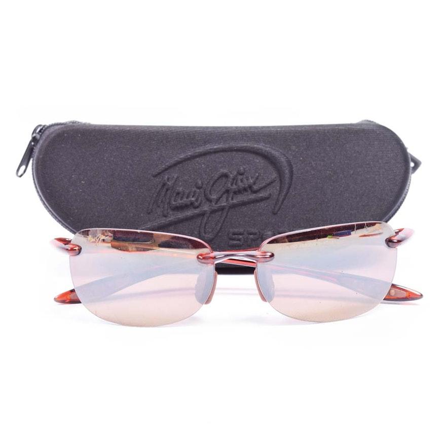 f6d12c6a0c Maui Jim Sandy Beach Polarized Sunglasses   EBTH