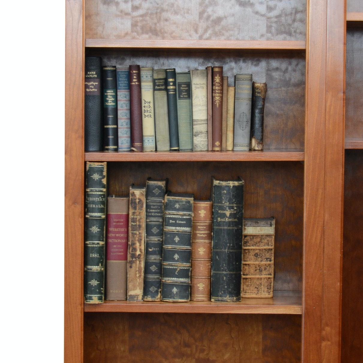 Selection of Vintage German Books