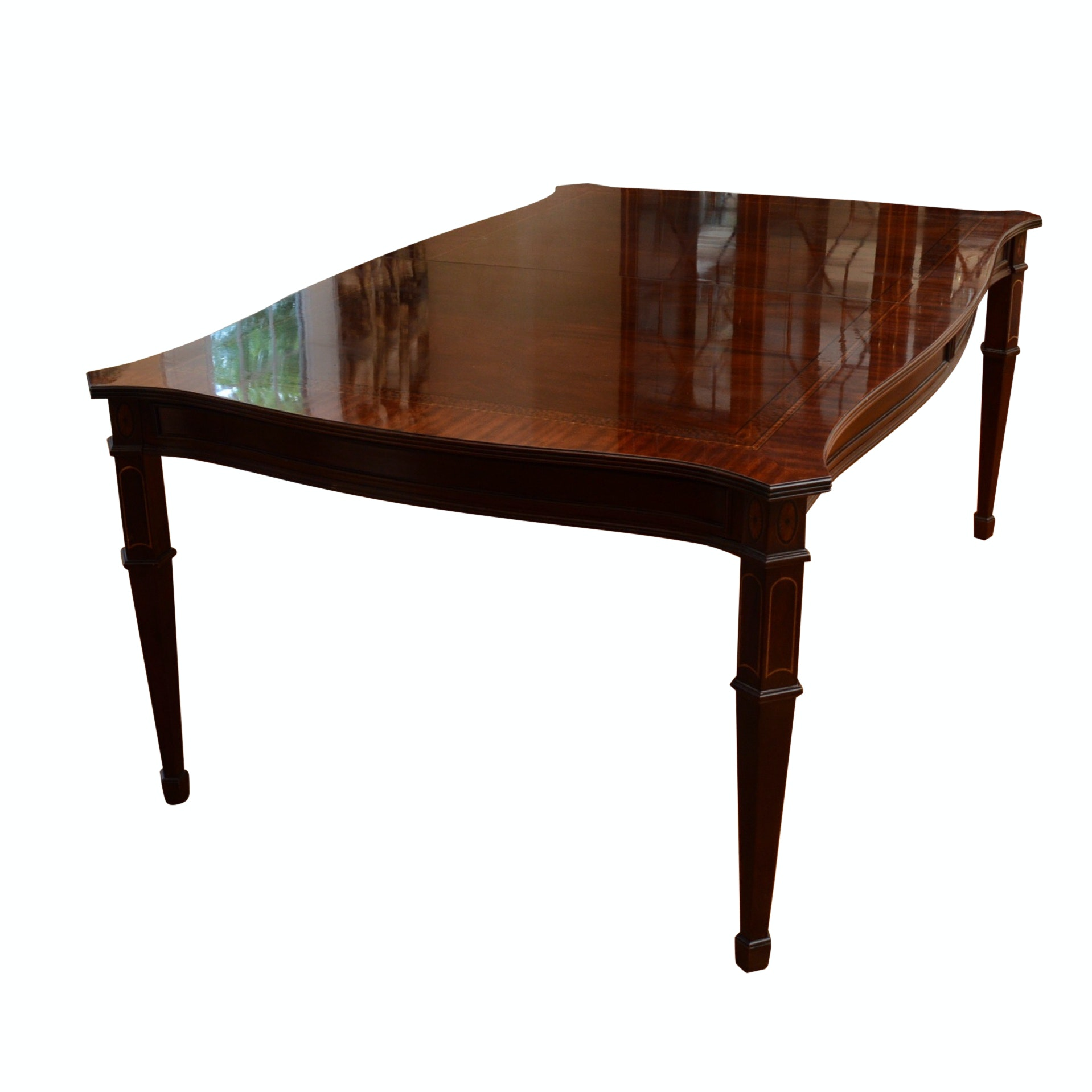 """Hickory & White """"American Masterpiece"""" Dining Table"""