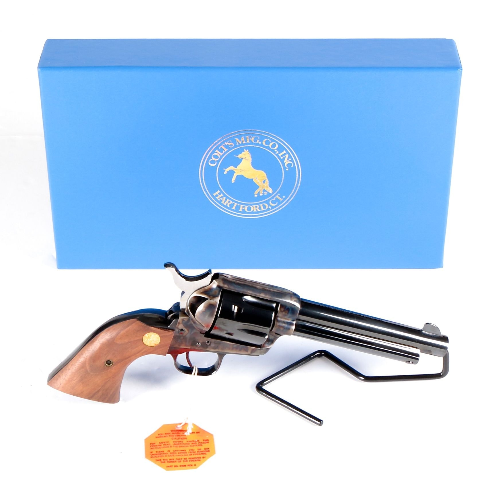 Colt Single Action Army Revolver in .45LC