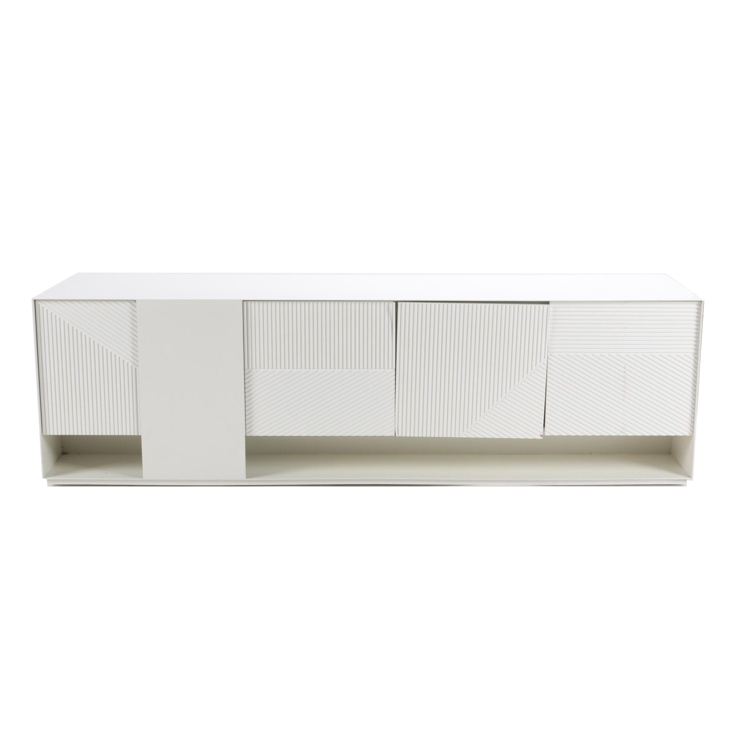 """Hampden"" Media Console by Baker Furniture"
