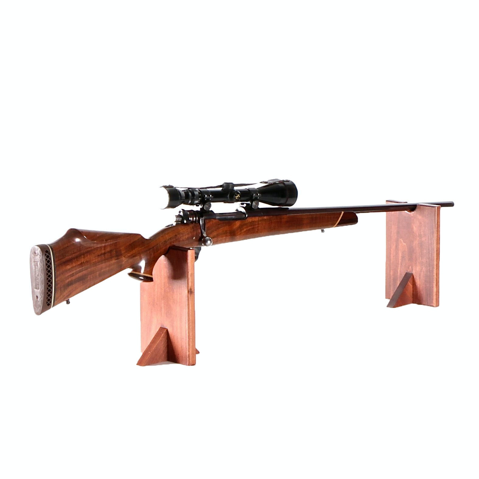 """German Mauser """"Gewehr"""" 98 Bolt Action Rifle with Red Arrow Rifle Scope"""