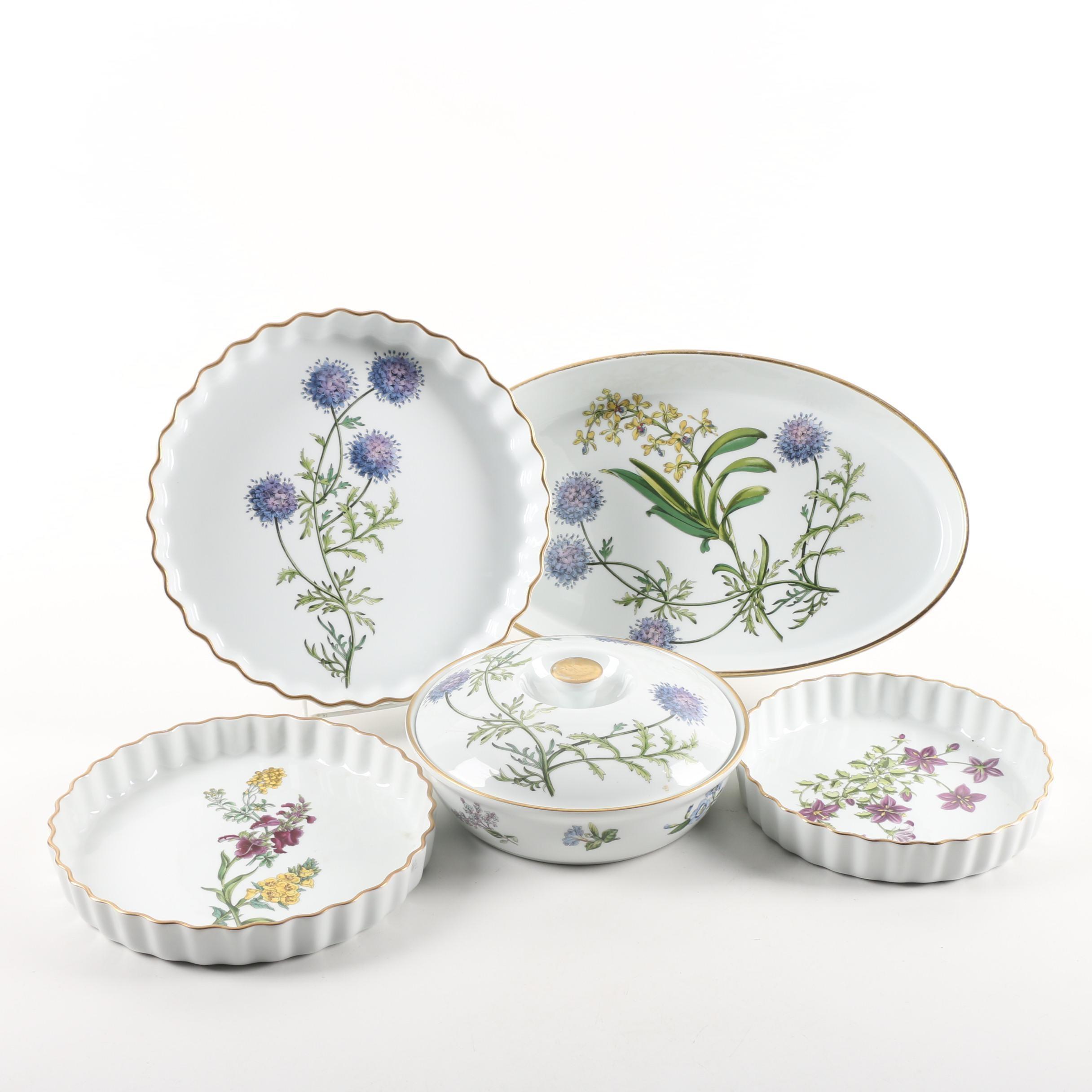 Spode  Stafford Flowers  Ceramic Oven-to-Tableware ...  sc 1 st  EBTH.com & Spode