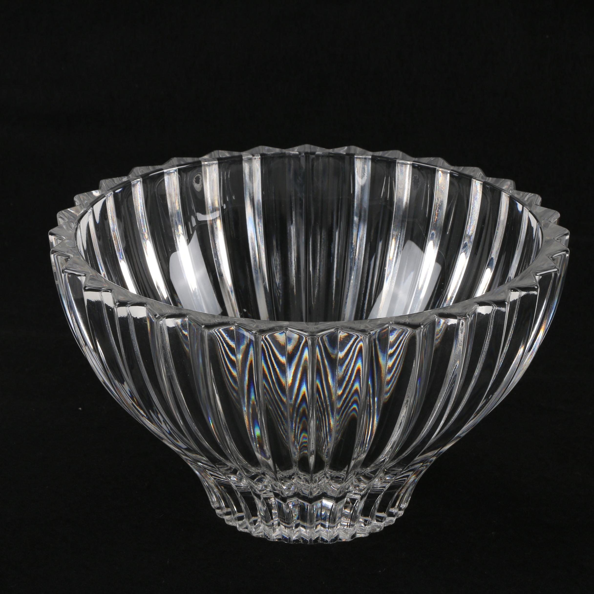 "Marquis by Waterford Crystal ""Omnia"" Bowl"