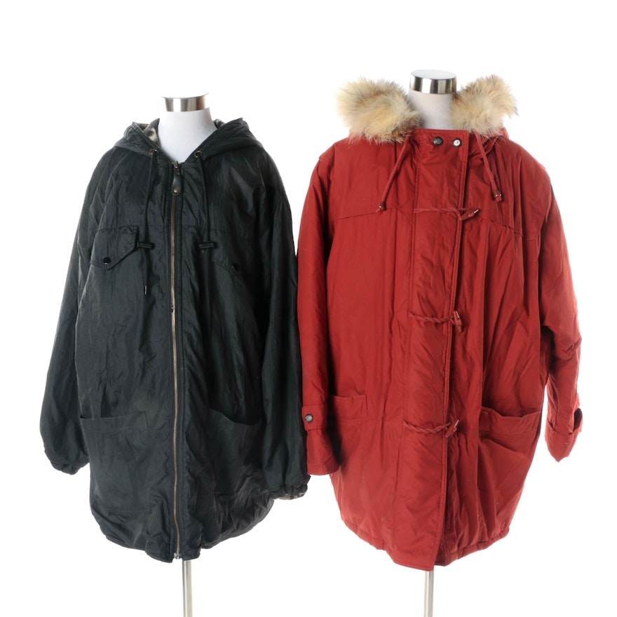 4d84eecbac36 Women s J.G. Hook Parka with Fox Fur Trim Hood and Lavon Sport Winter Jacket    EBTH