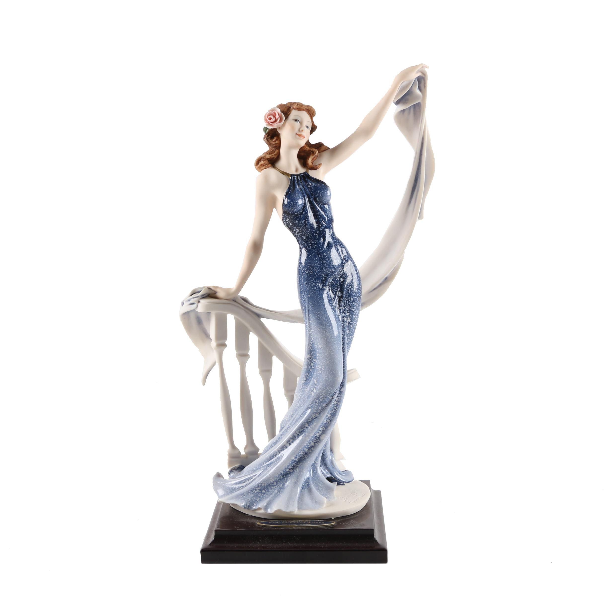 "Giuseppe Armani Limited Edition Figurine ""Some Enchanted Evening"""