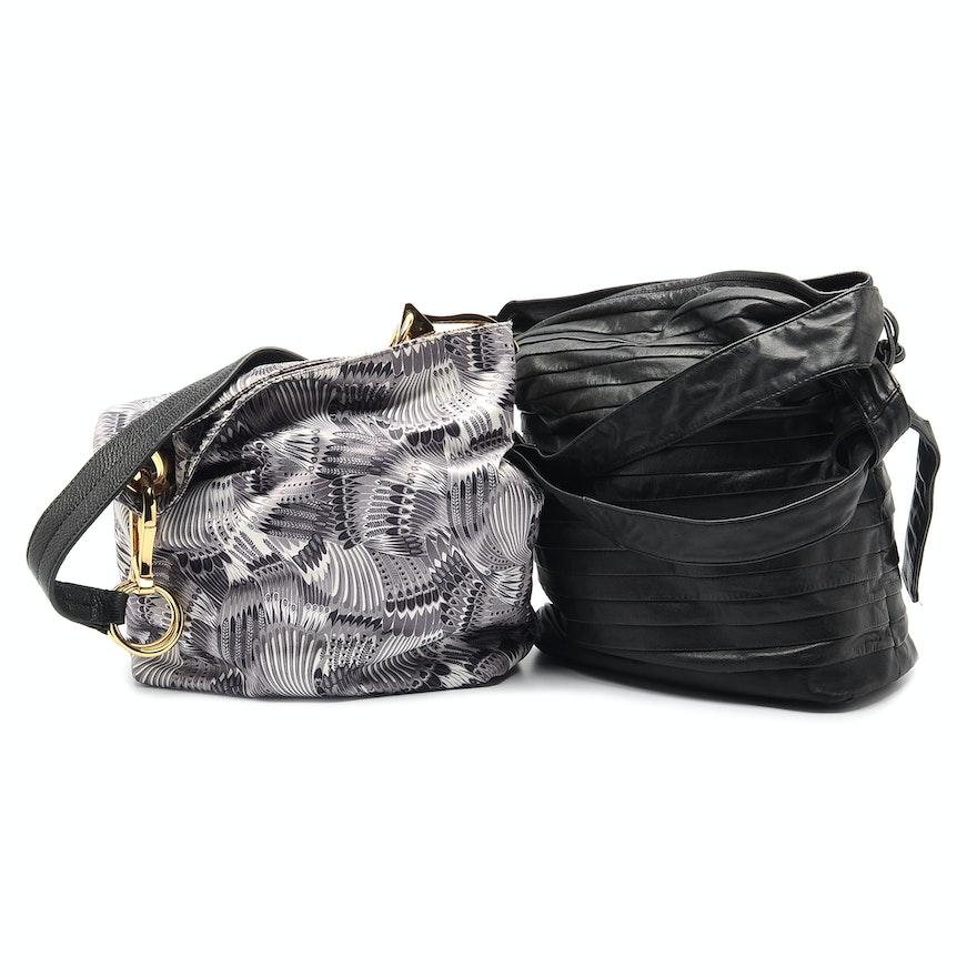Designer Handbags By Jpk Paris And Kenneth Cole