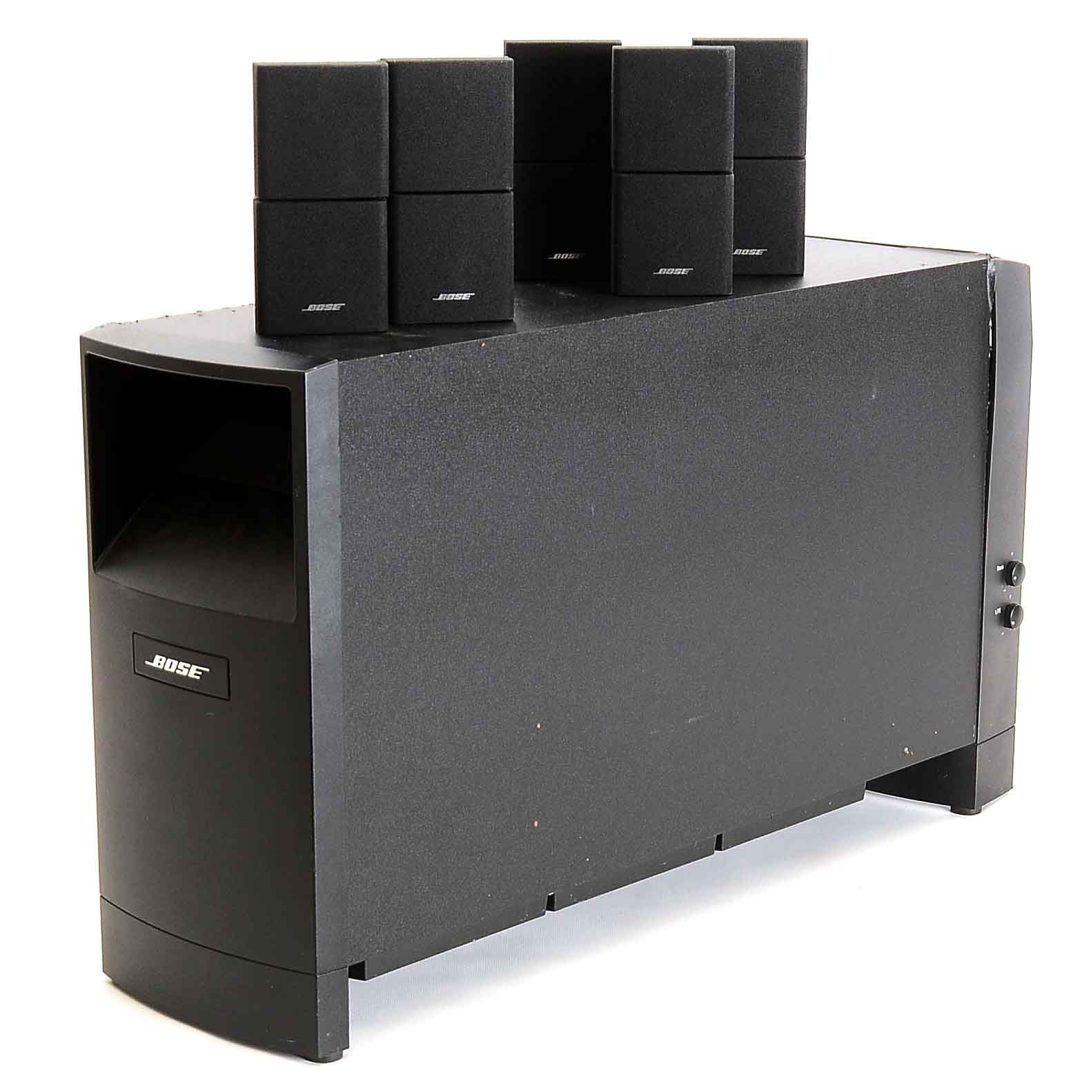 Bose Acoustimass 15 Series Two System