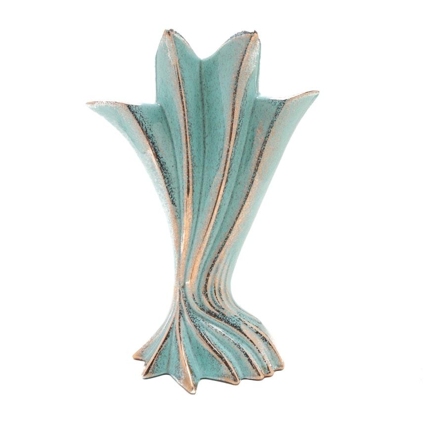 Mid Century Modern Vase Ebth