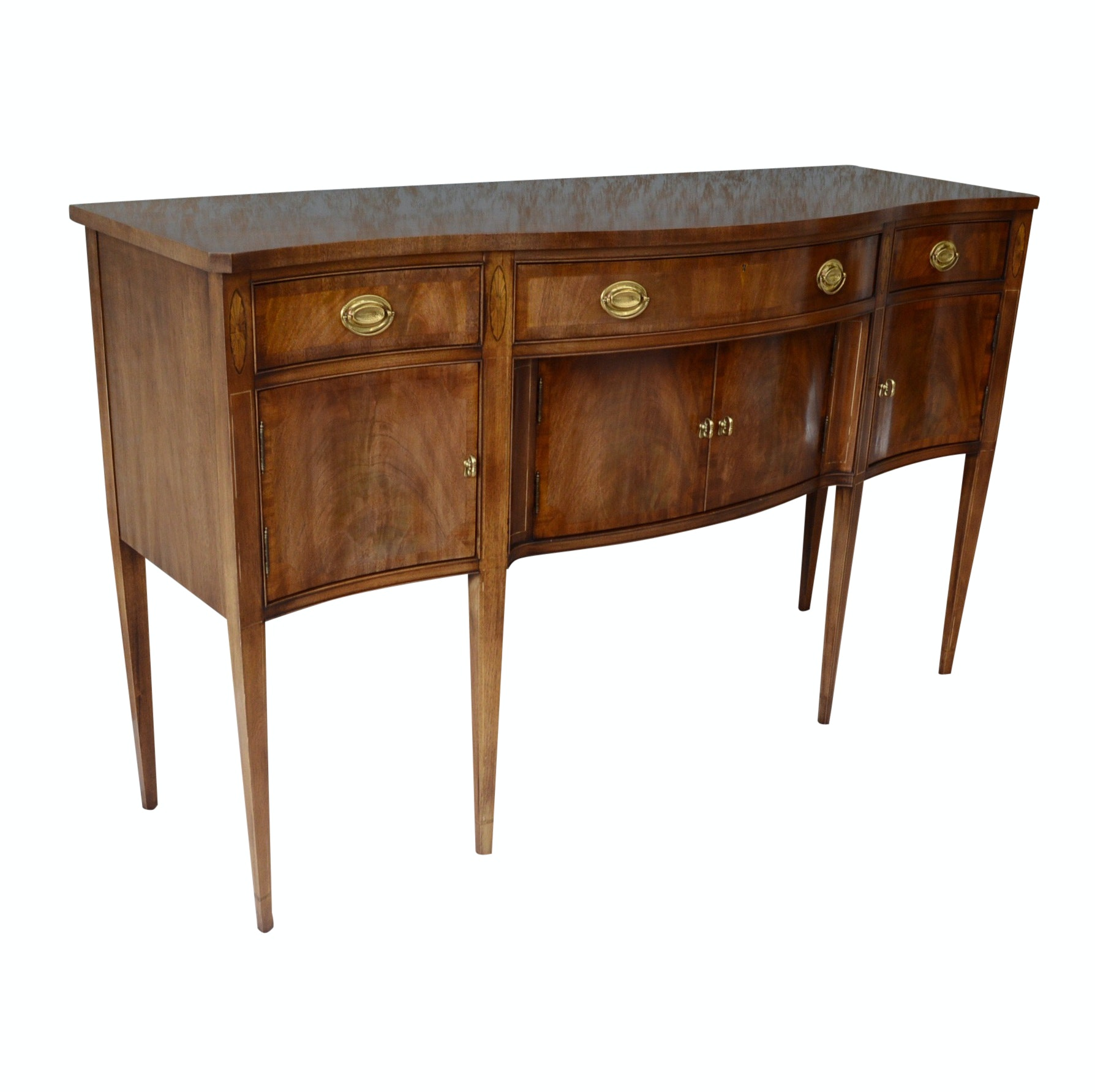 Mahogany Federal Style Sideboard by Hickory Chair