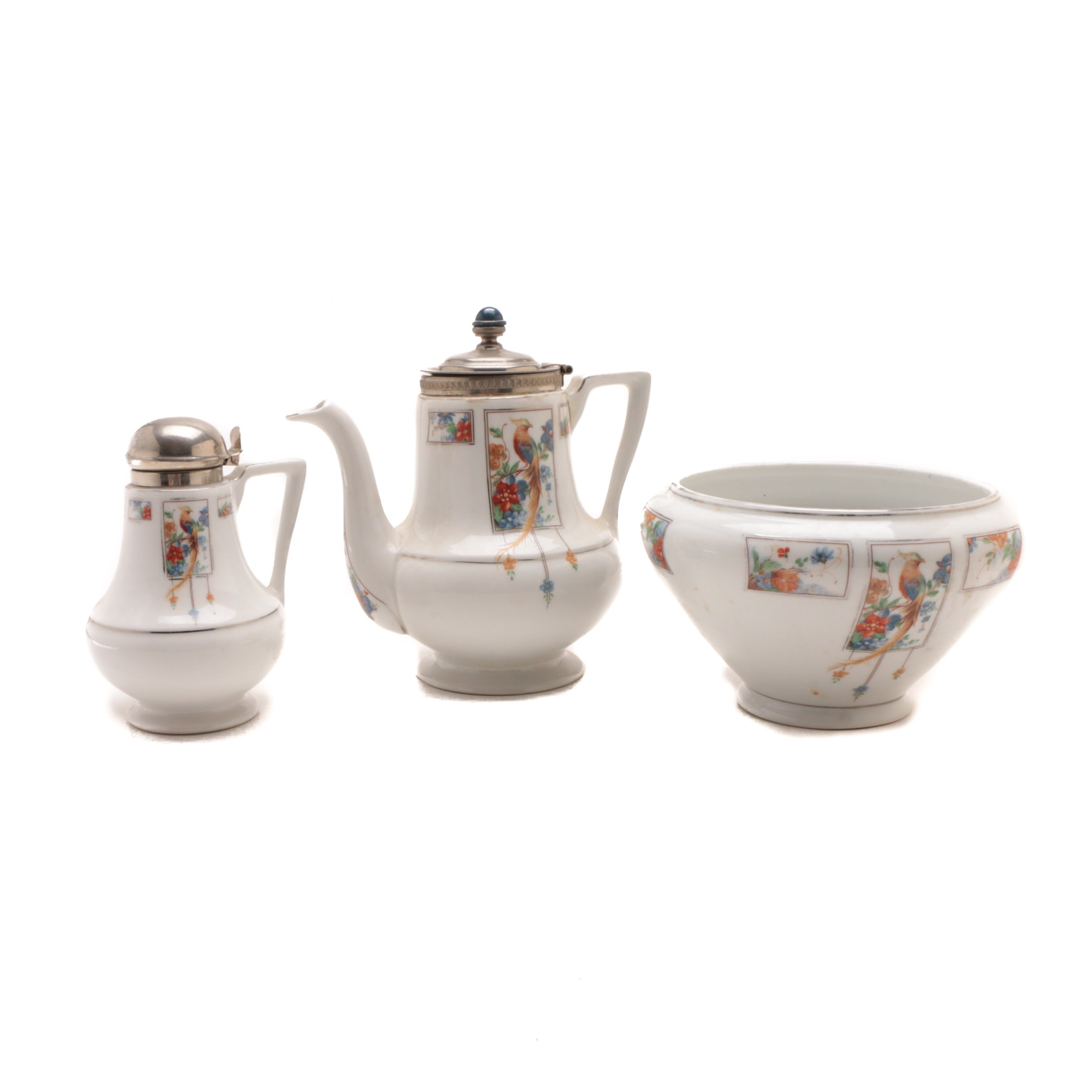 Collection of Royal Rochester Porcelain