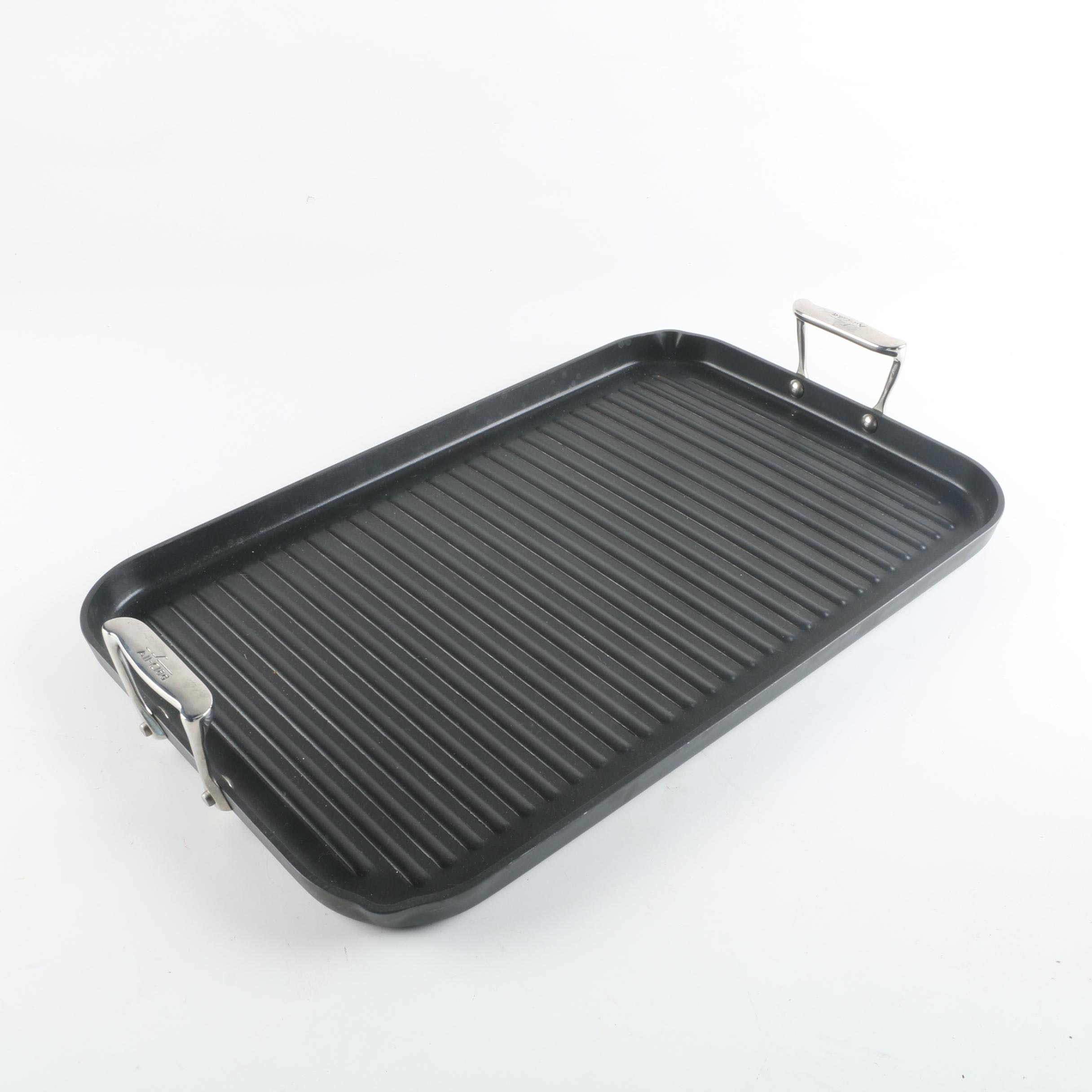 All-Clad Cast Iron Grill Pan