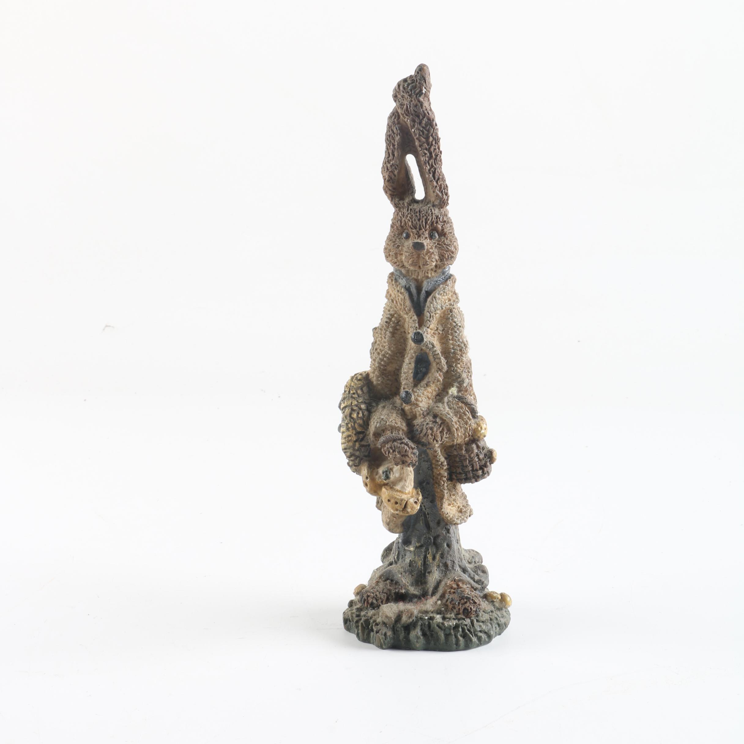 Resin Rabbit Figurine