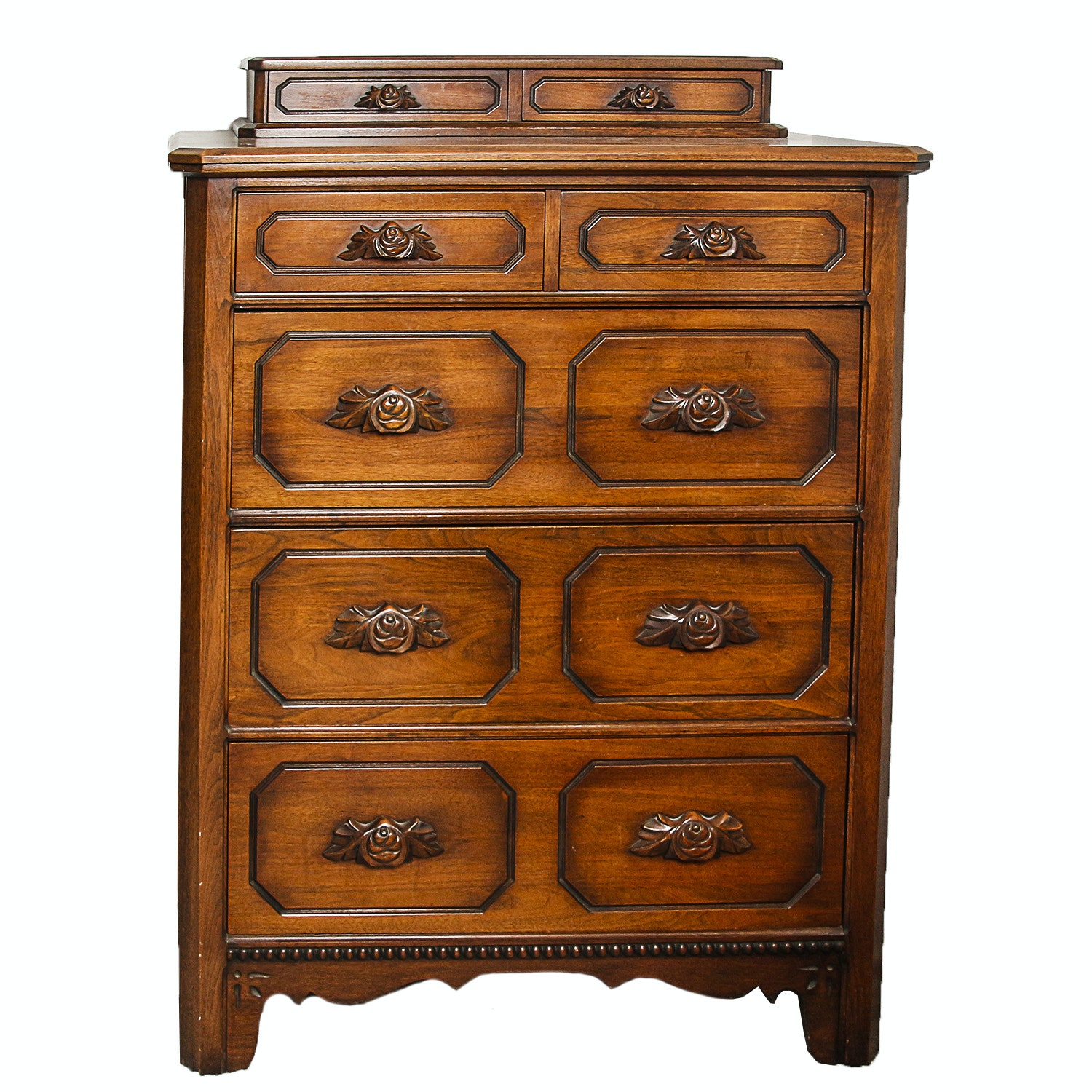 Vintage Victorian Style Chest of Drawers