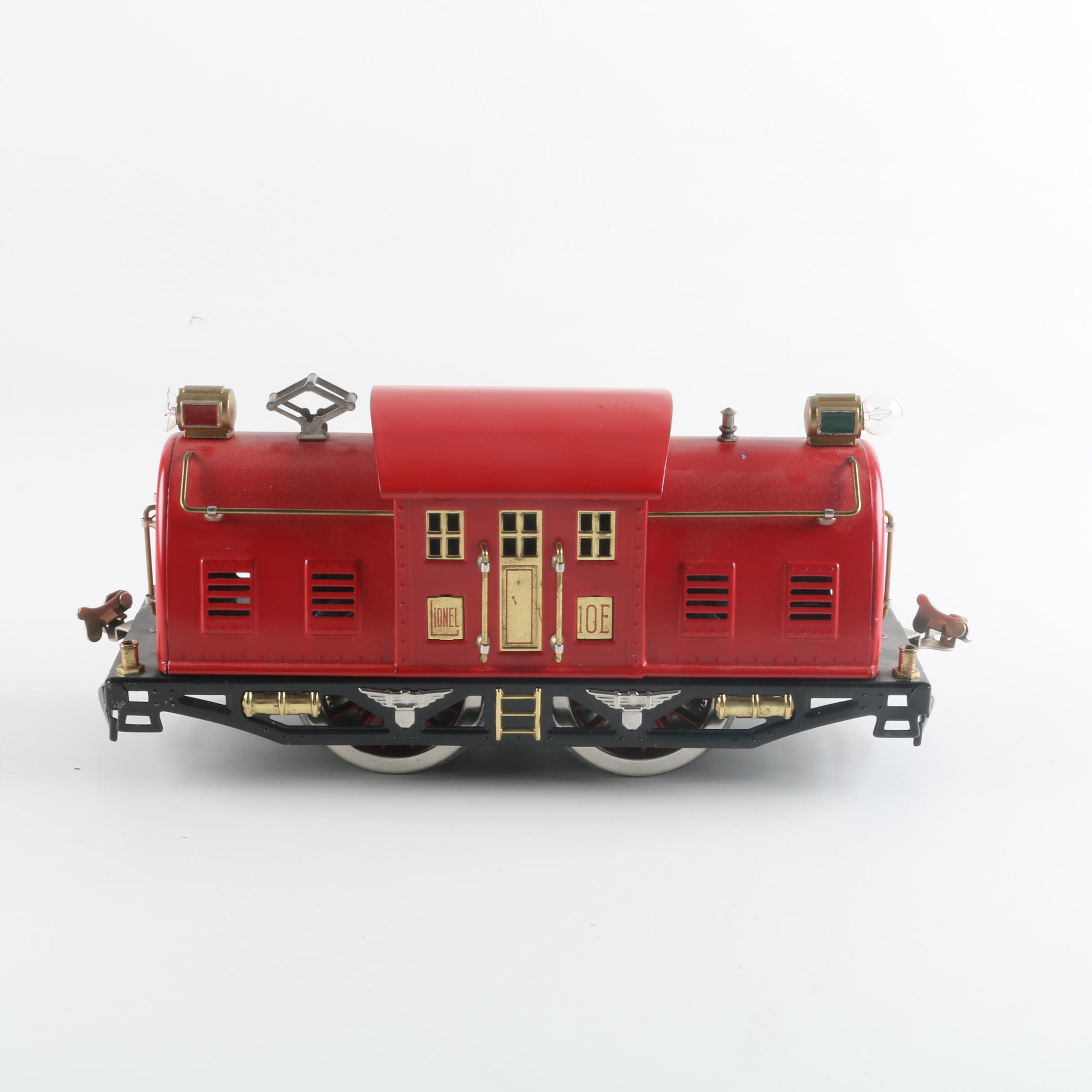 Pre-War Lionel Super Motor Locomotive