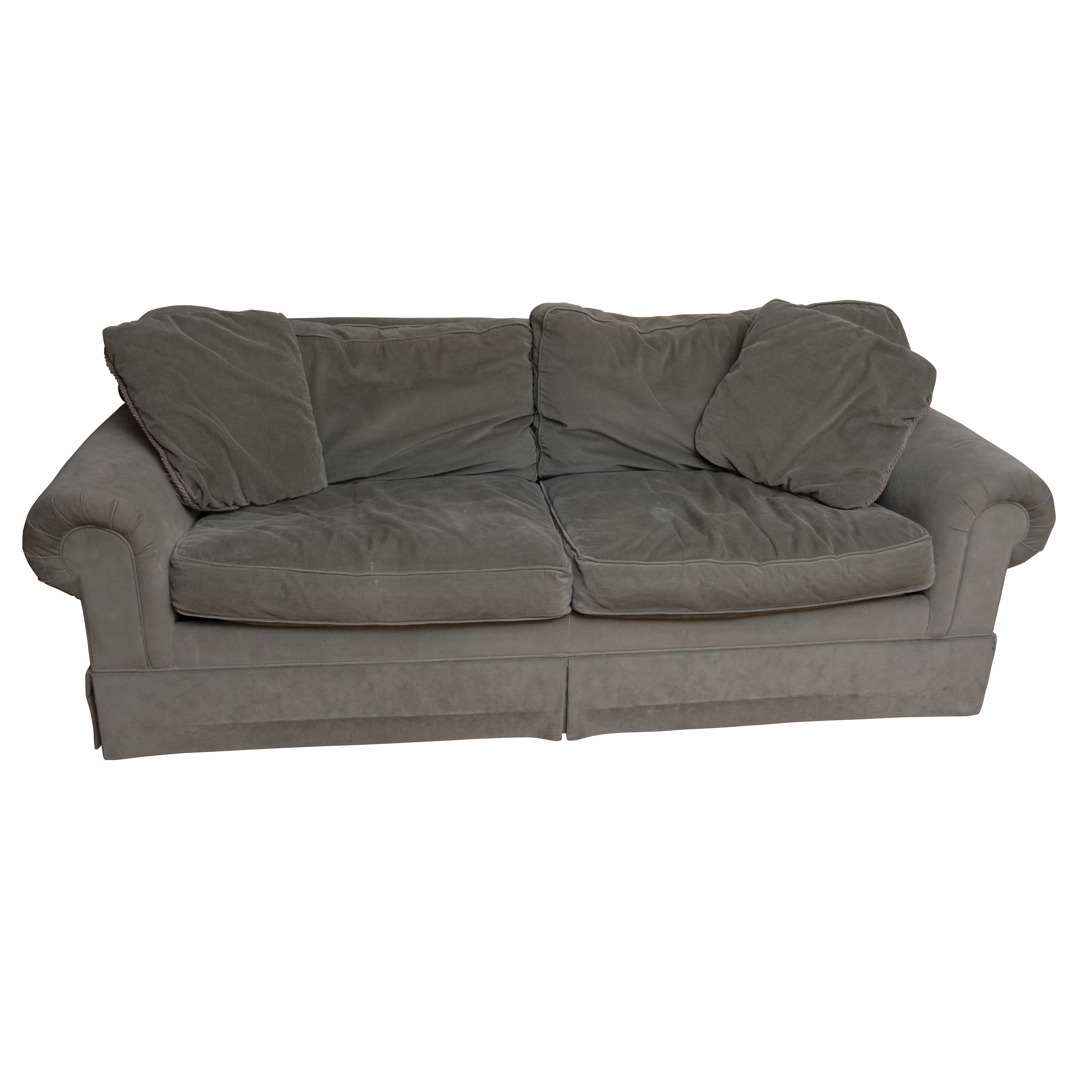 Upholstered Sofa by Alexandria Classic Furniture for Bloomingdale's
