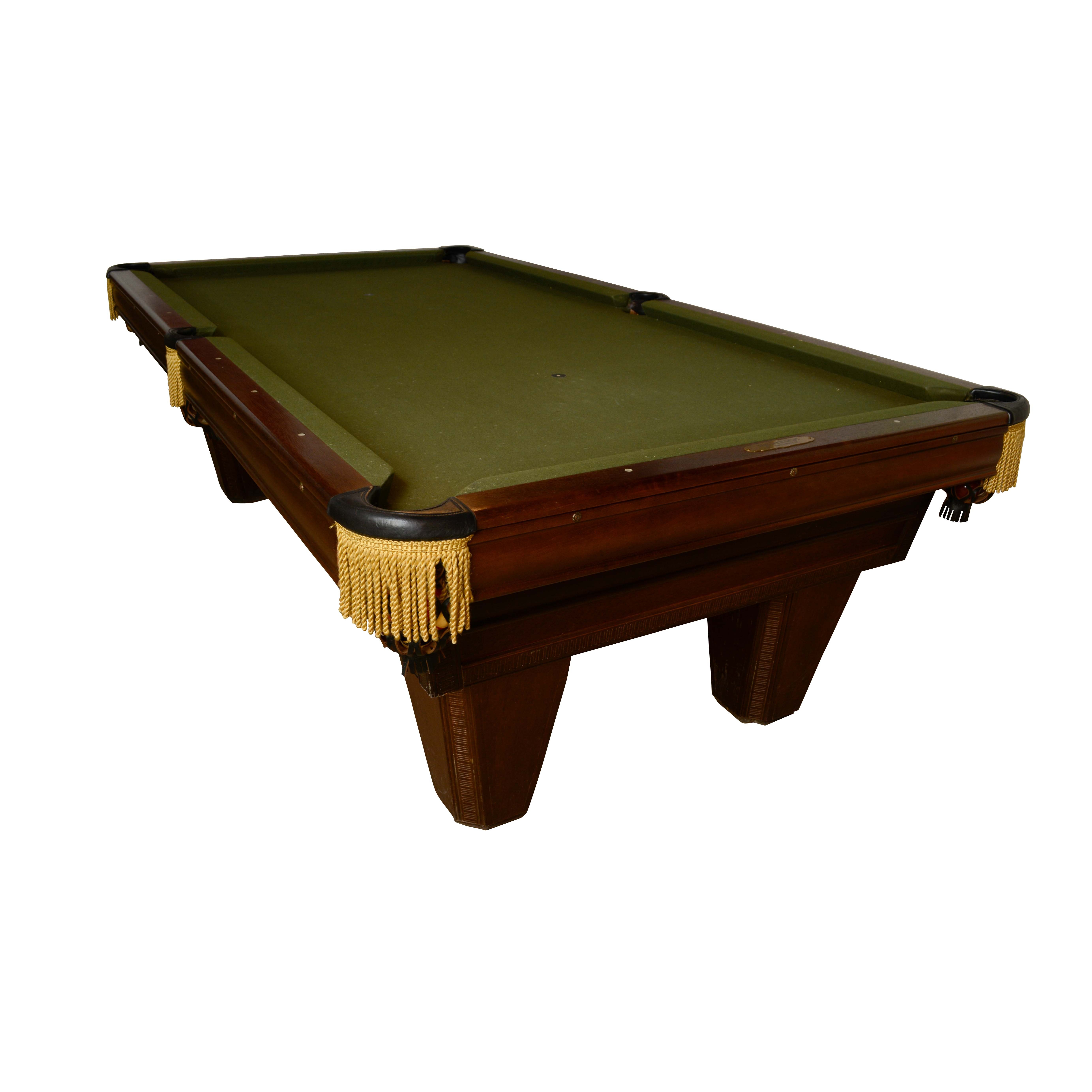 Heritage by Brunswick Billiards Table