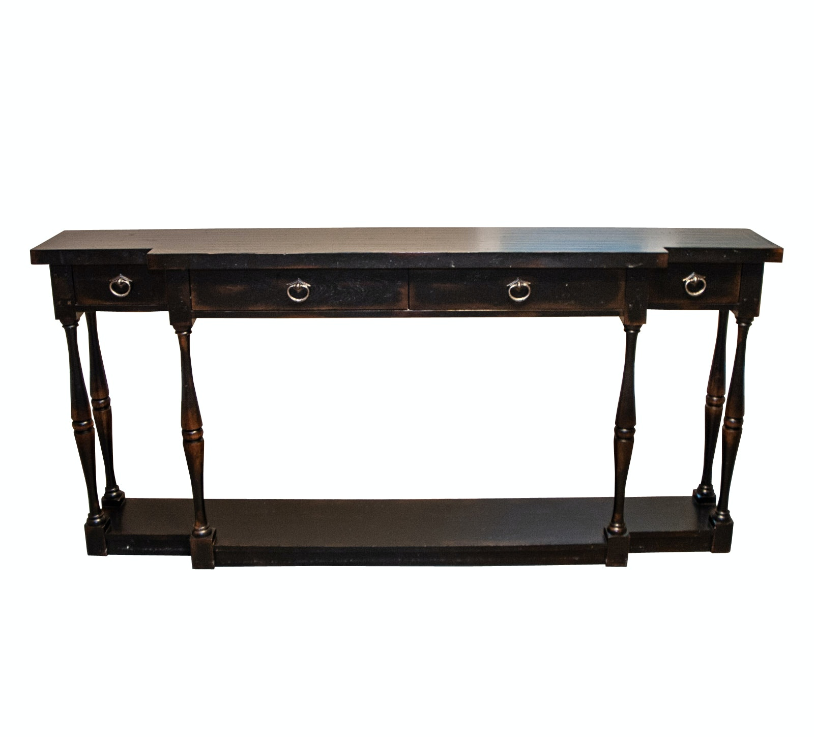 Wooden Sofa Table by Hooker Furniture Co.