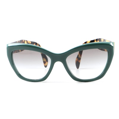 8a12e0811e Prada SPR 02Q Cat Eye Sunglasses with Case