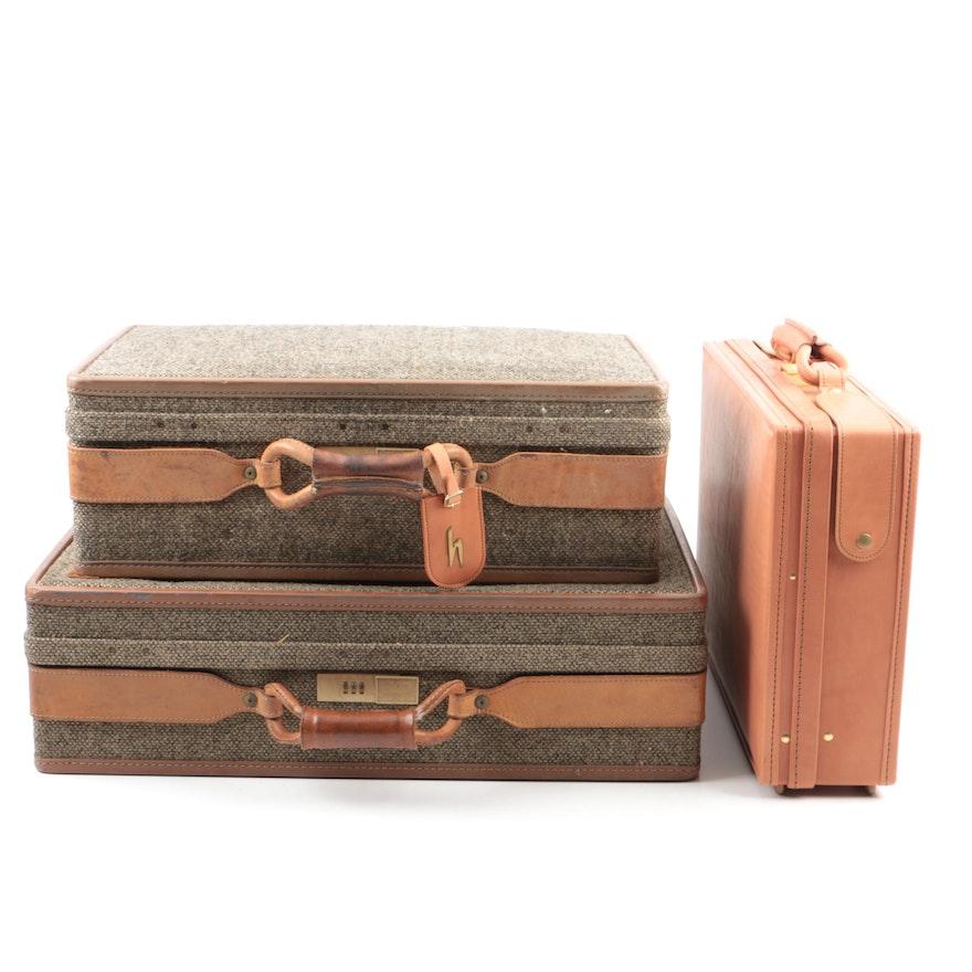 3dbb2b2714e0 Three Hartmann Luggage Cases   EBTH
