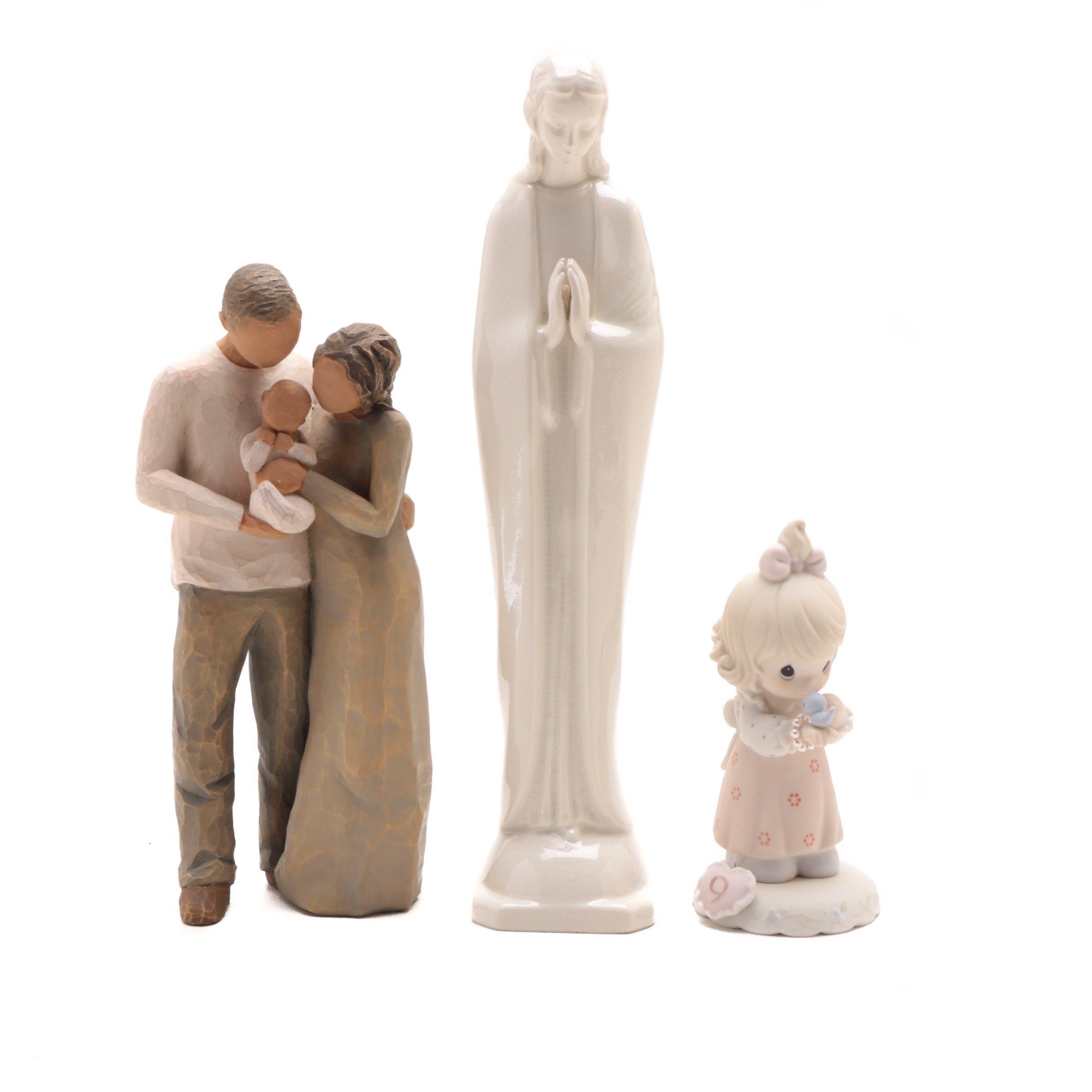 Goebel Hummel Madonna and Other Figurines