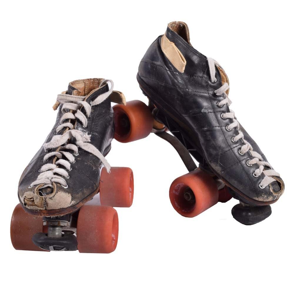 Vintage Riedell Roller Derby Skates