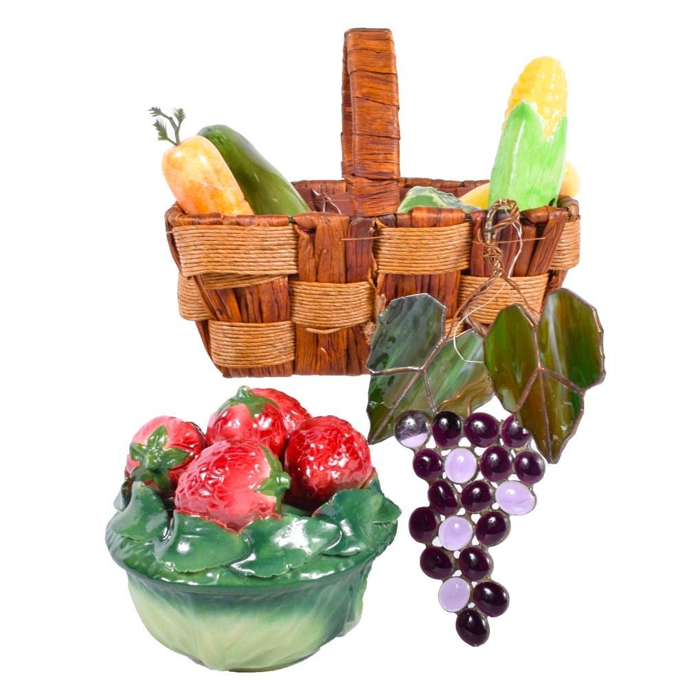 Decorative Kitchen Ceramics
