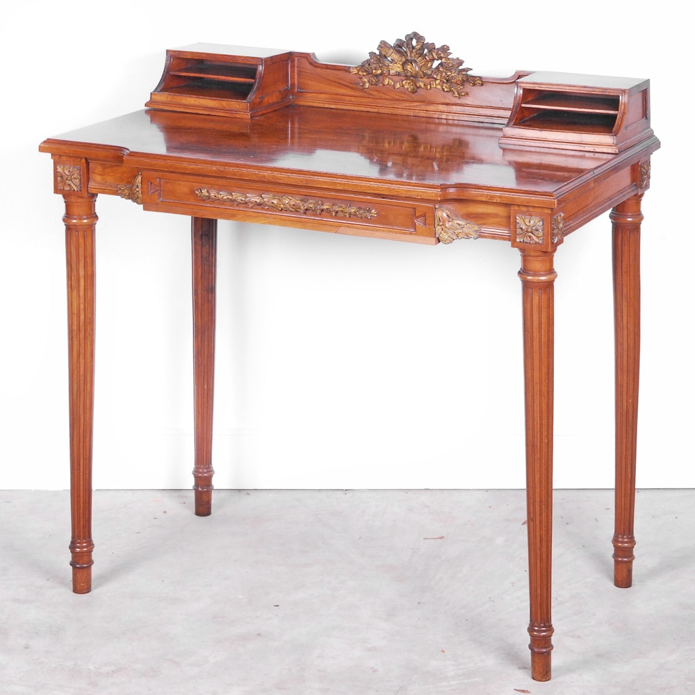 Vintage Louis XVI Style Desk