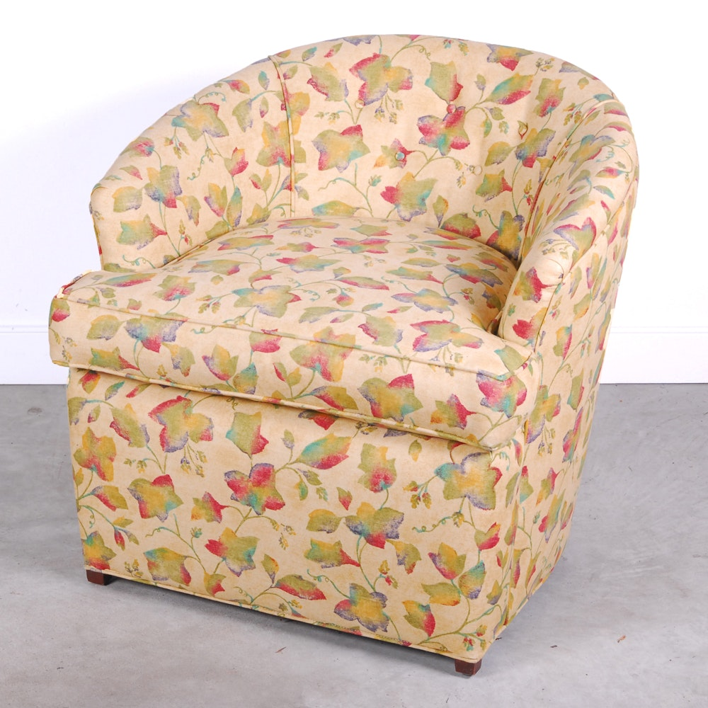 Ivy Upholstered Tub Chair