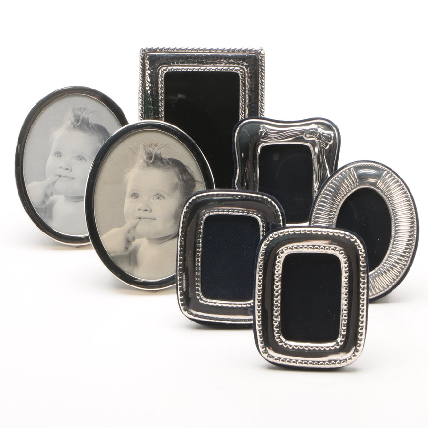 Italian Sterling Picture Frames With Other Sterling Frames By