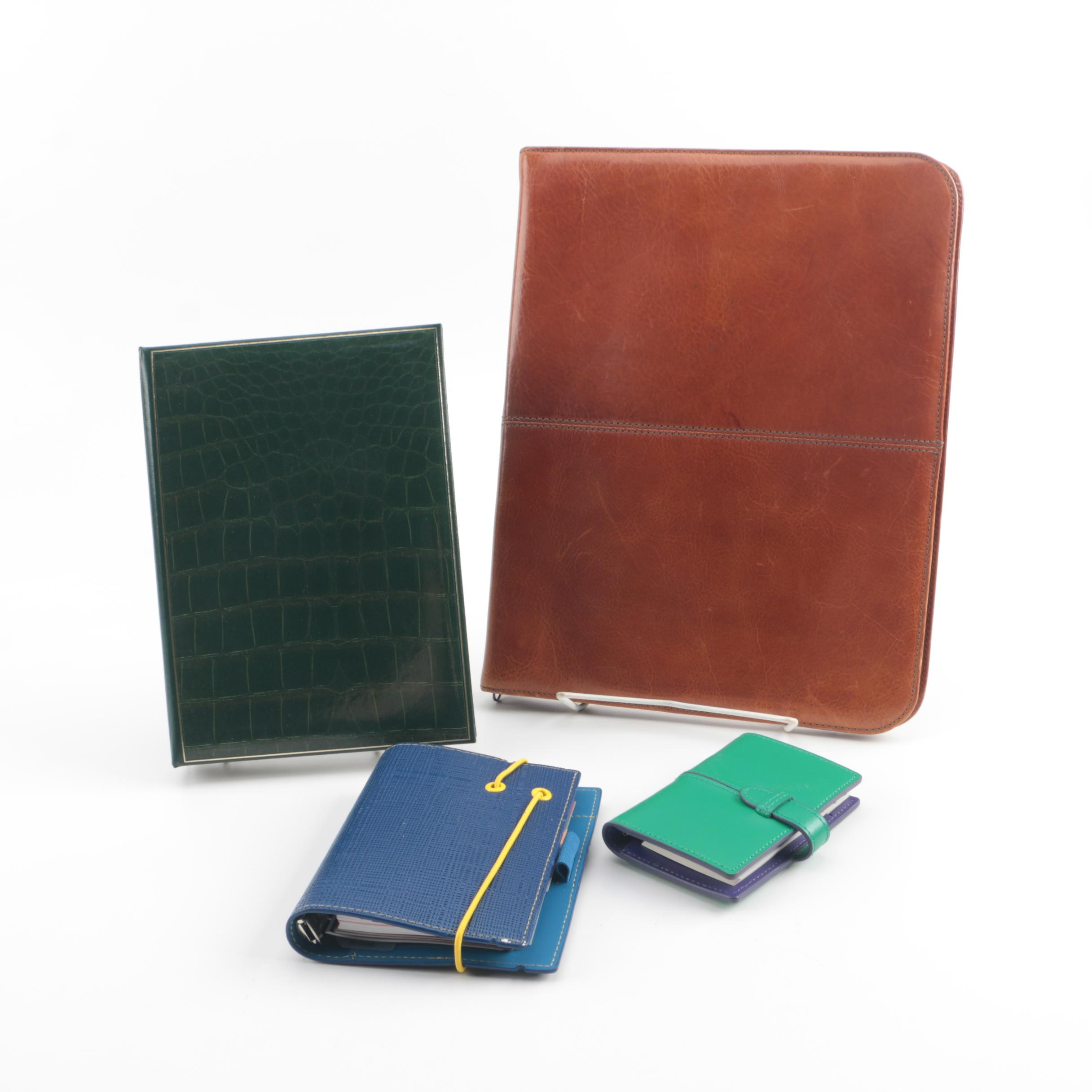 Leather Office Accessories