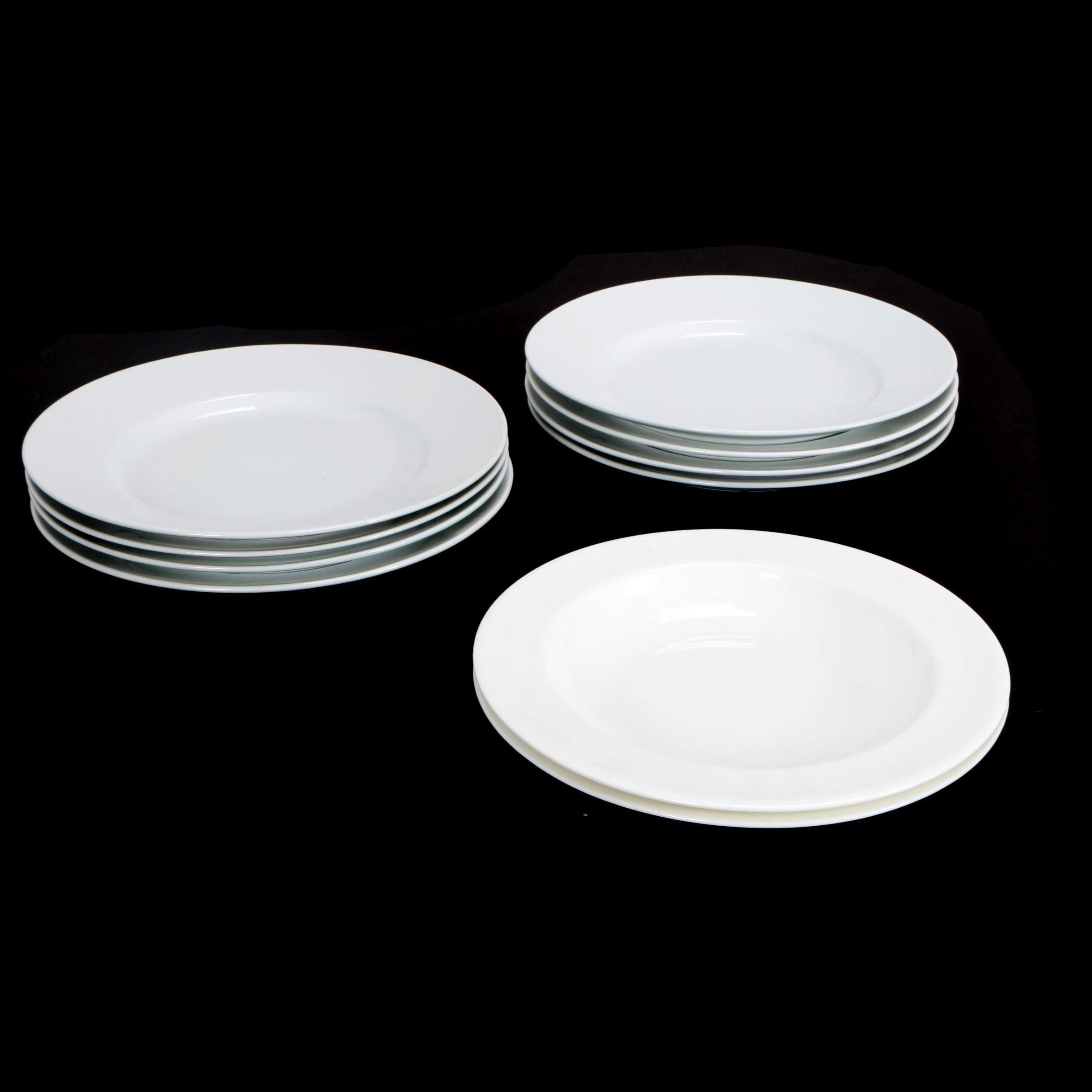 "Wedgwood ""Grand Gourmet"" Bone China Plates and Bowls"
