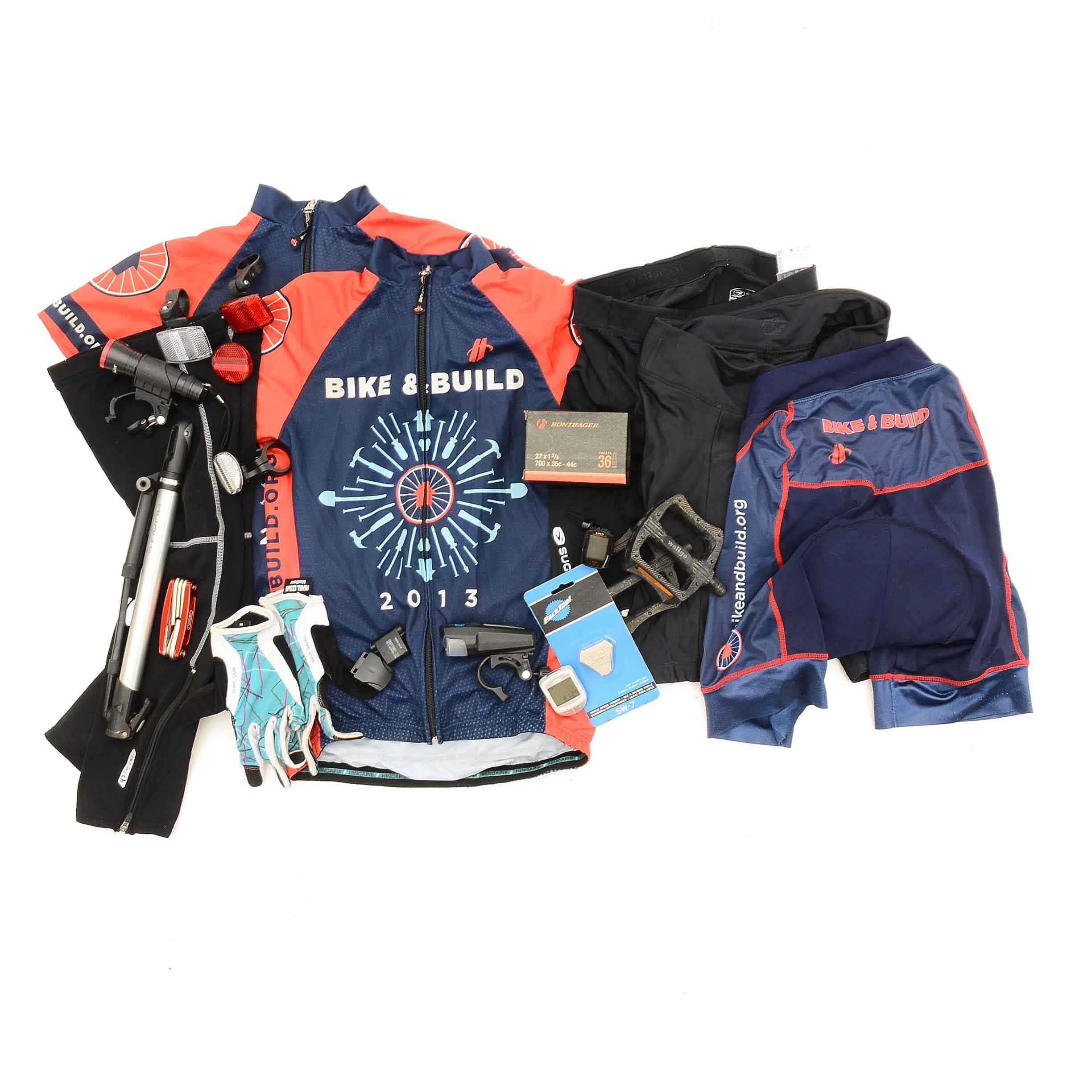 Cycling Accessories and Apparel