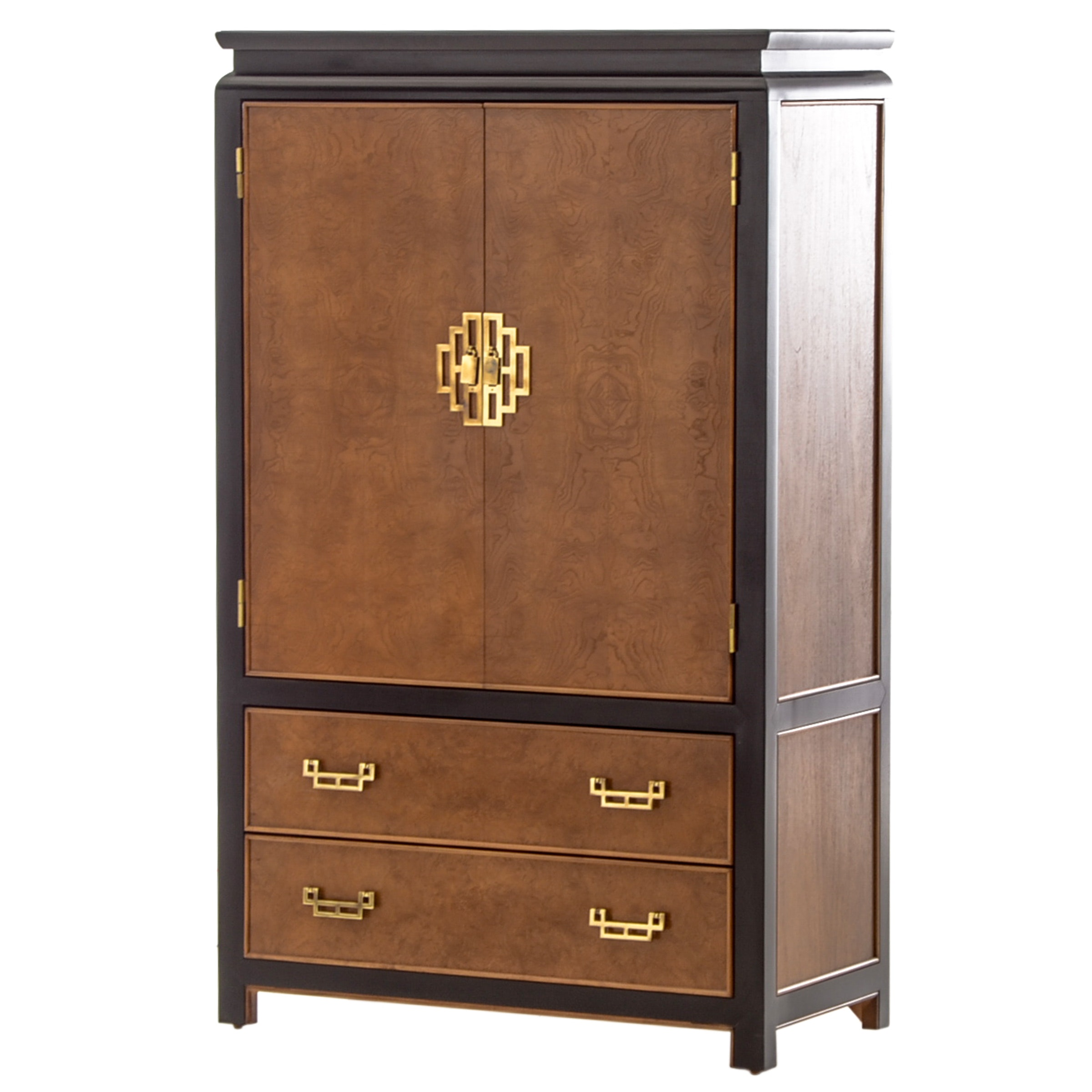 Asian Style Wardrobe Cabinet by Century