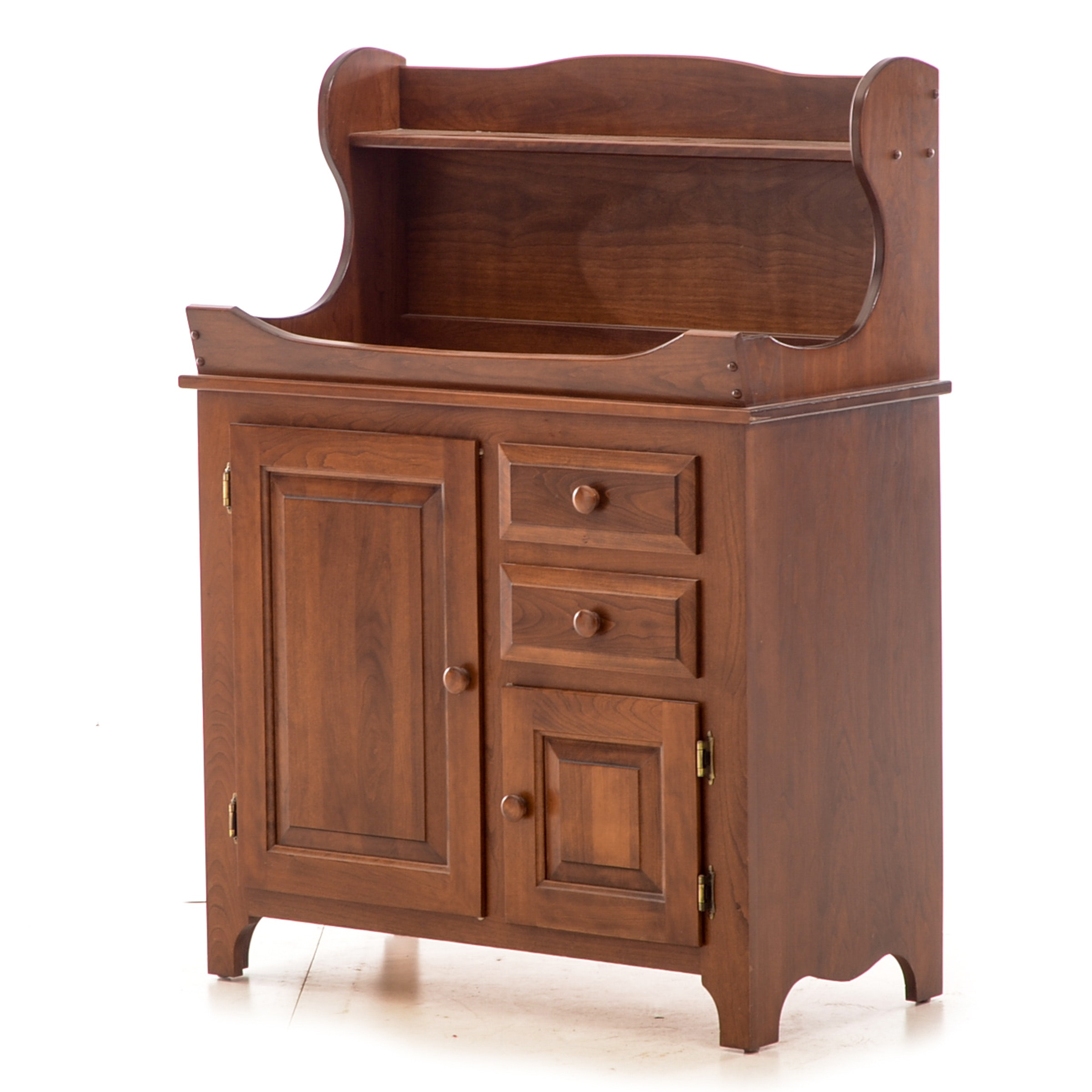 Contemporary Colonial Style Dry Sink