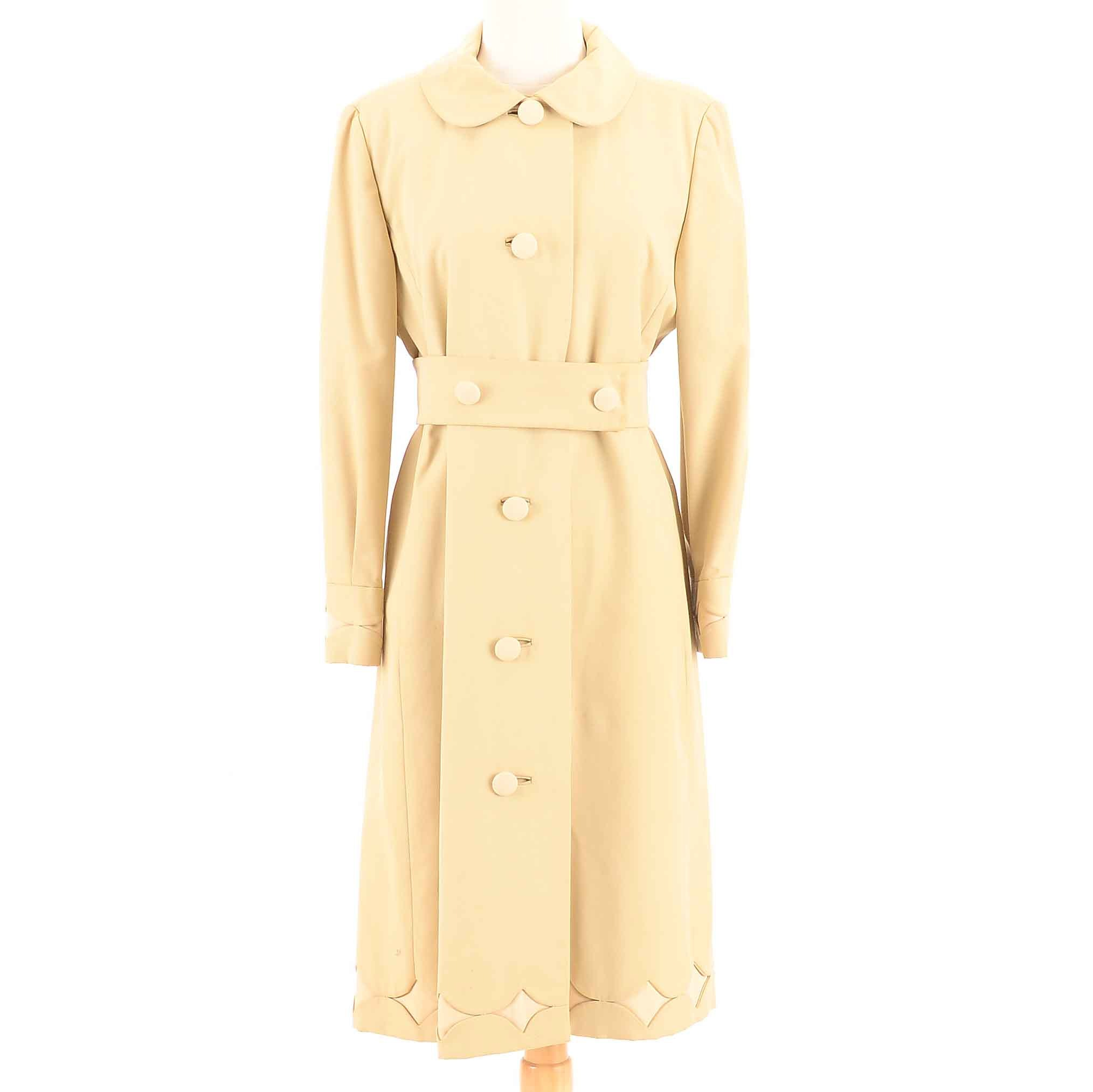 Women's Vintage Henry Harris Trench Coat