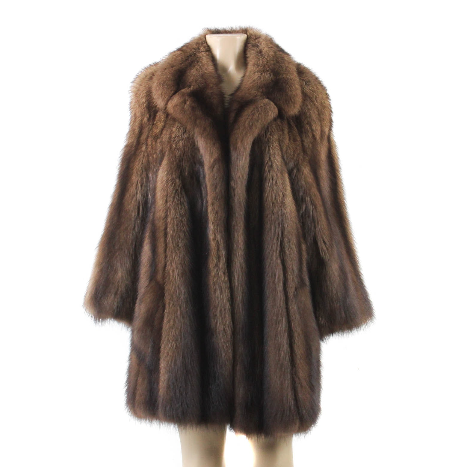 Fisher Sable Fur Stoller