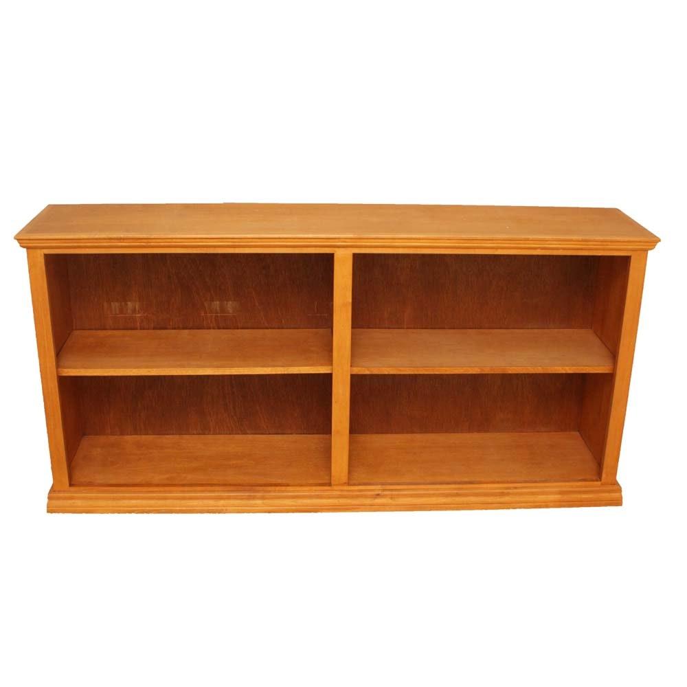 Contemporary Horizontal Bookcase