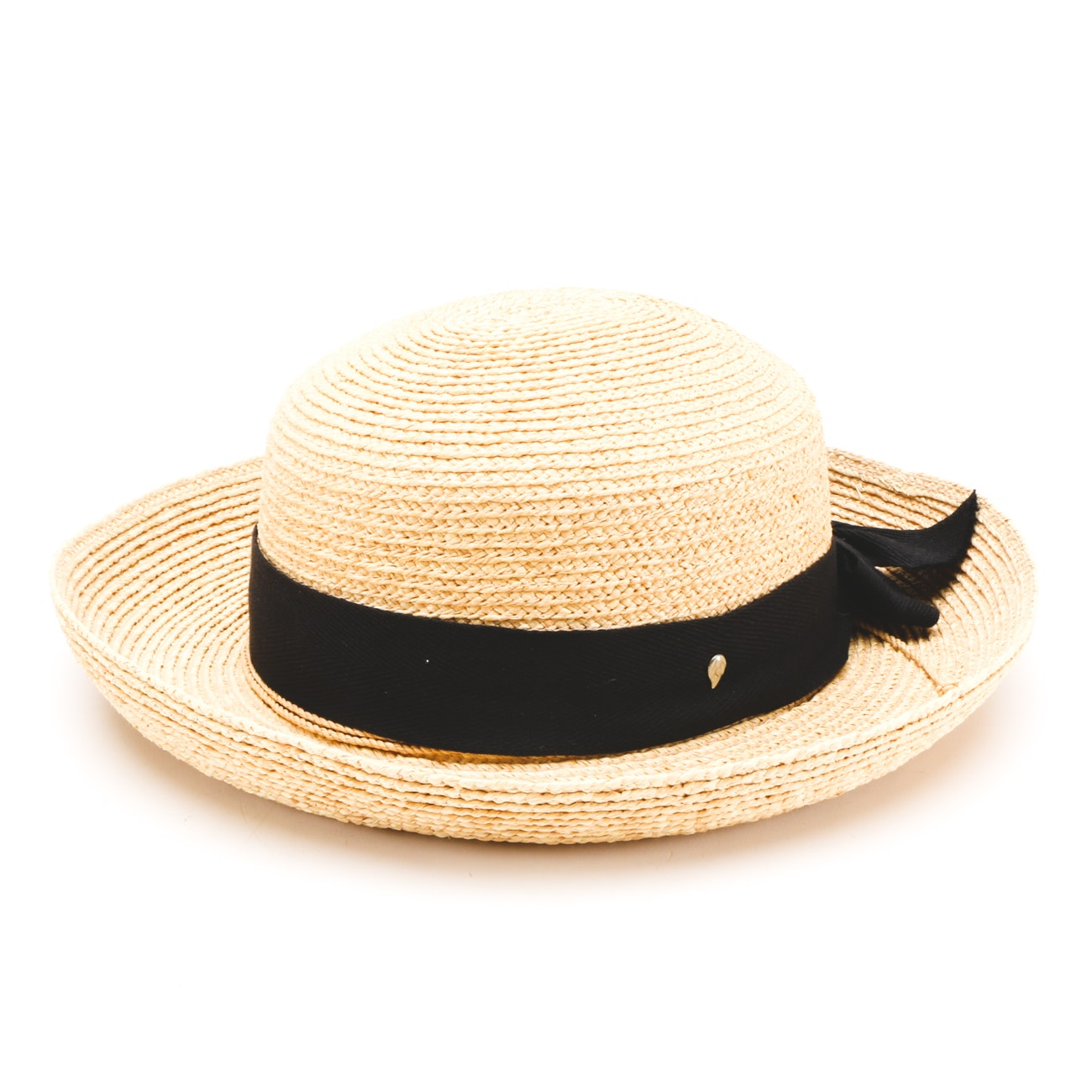 Helen Kaminski of Sydney, Australia Woven Raffia Hat