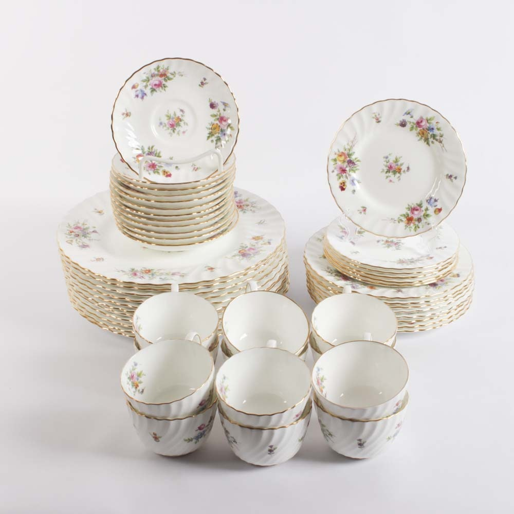 "Minton ""Marlow"" Bone China Tableware"