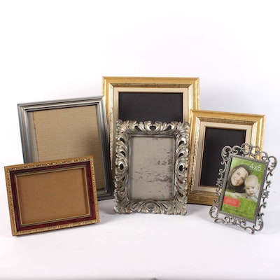 Vintage Picture Frames | Antique Art Frame Auctions in Home ...